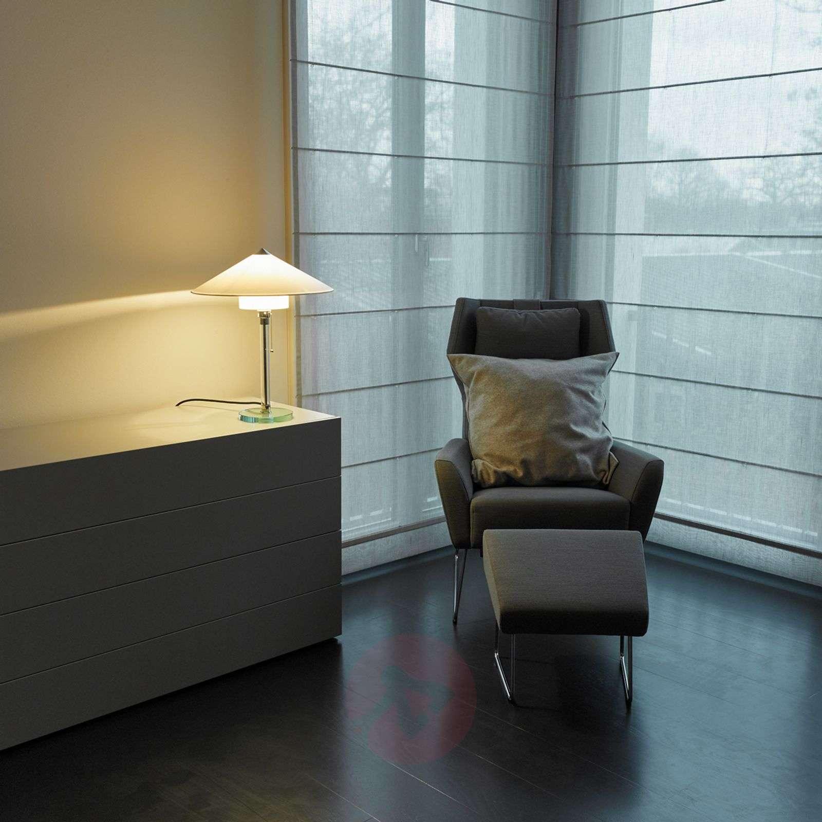 TECNOLUMEN Wagenfeld table lamp WG27-9030006-01