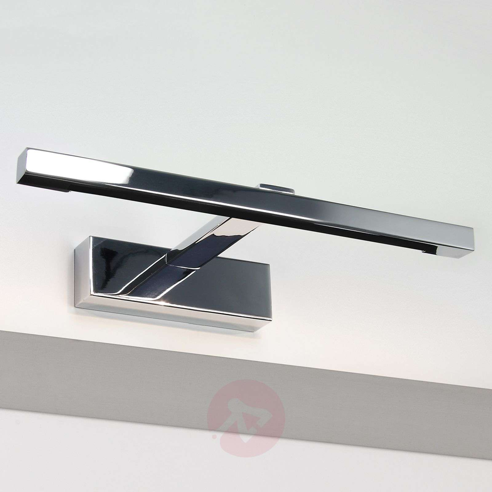 Teetoo 350 Picture Wall Light Low Voltage Chrome-1020246-02
