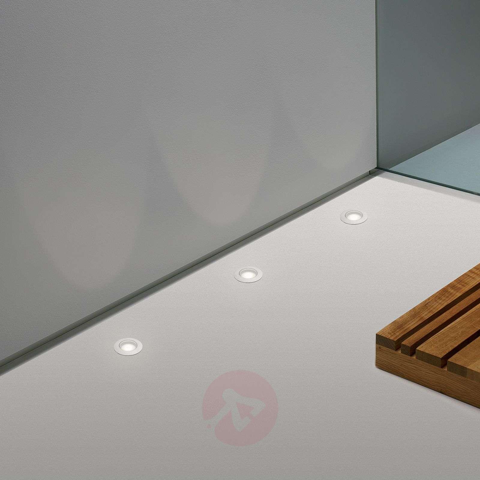 Terra 42 LED Built-In Bathroom Spotlight with IP67-1020459-03