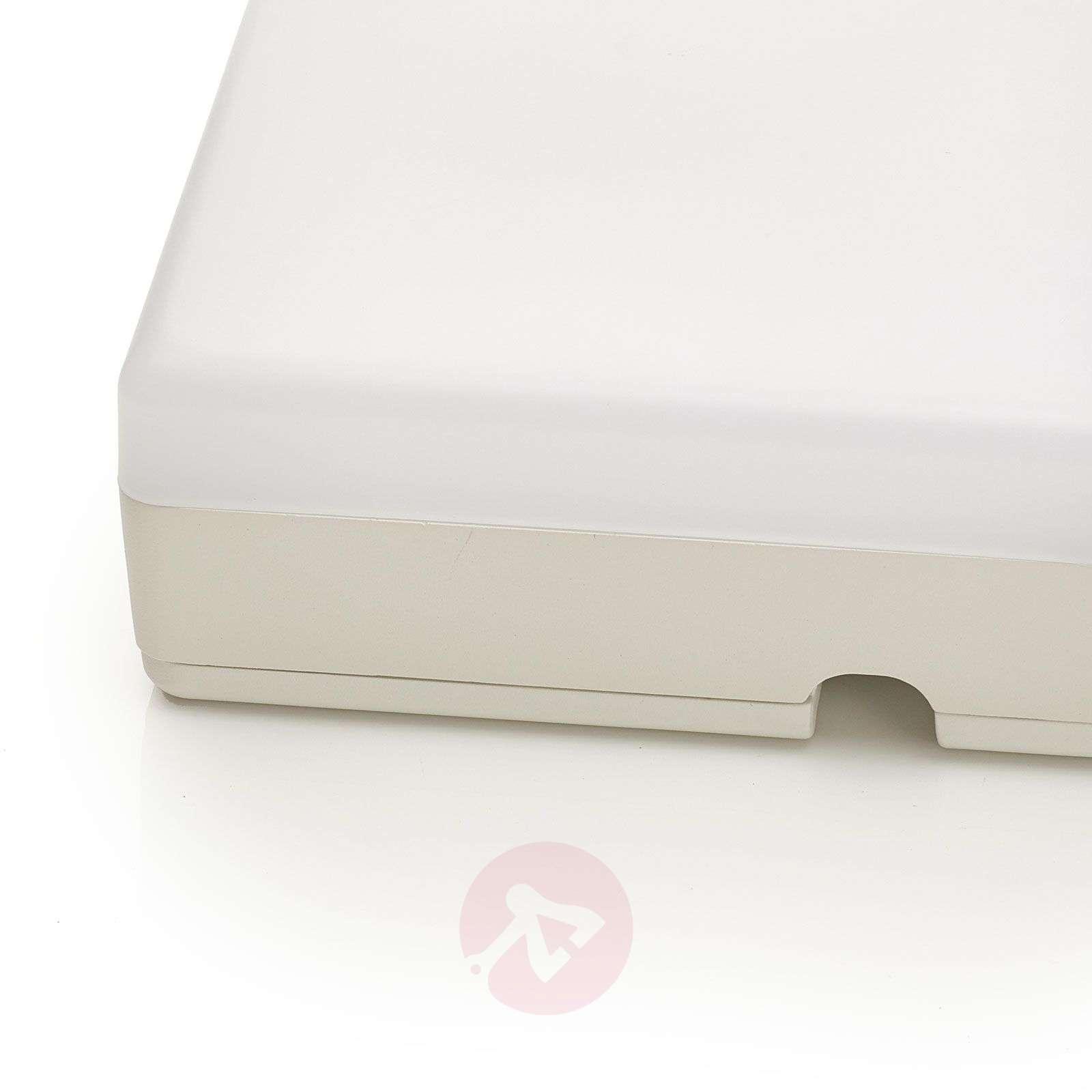 Thilo LED ceiling lamp IP54 white 16 cm, HF sensor-9969145-02