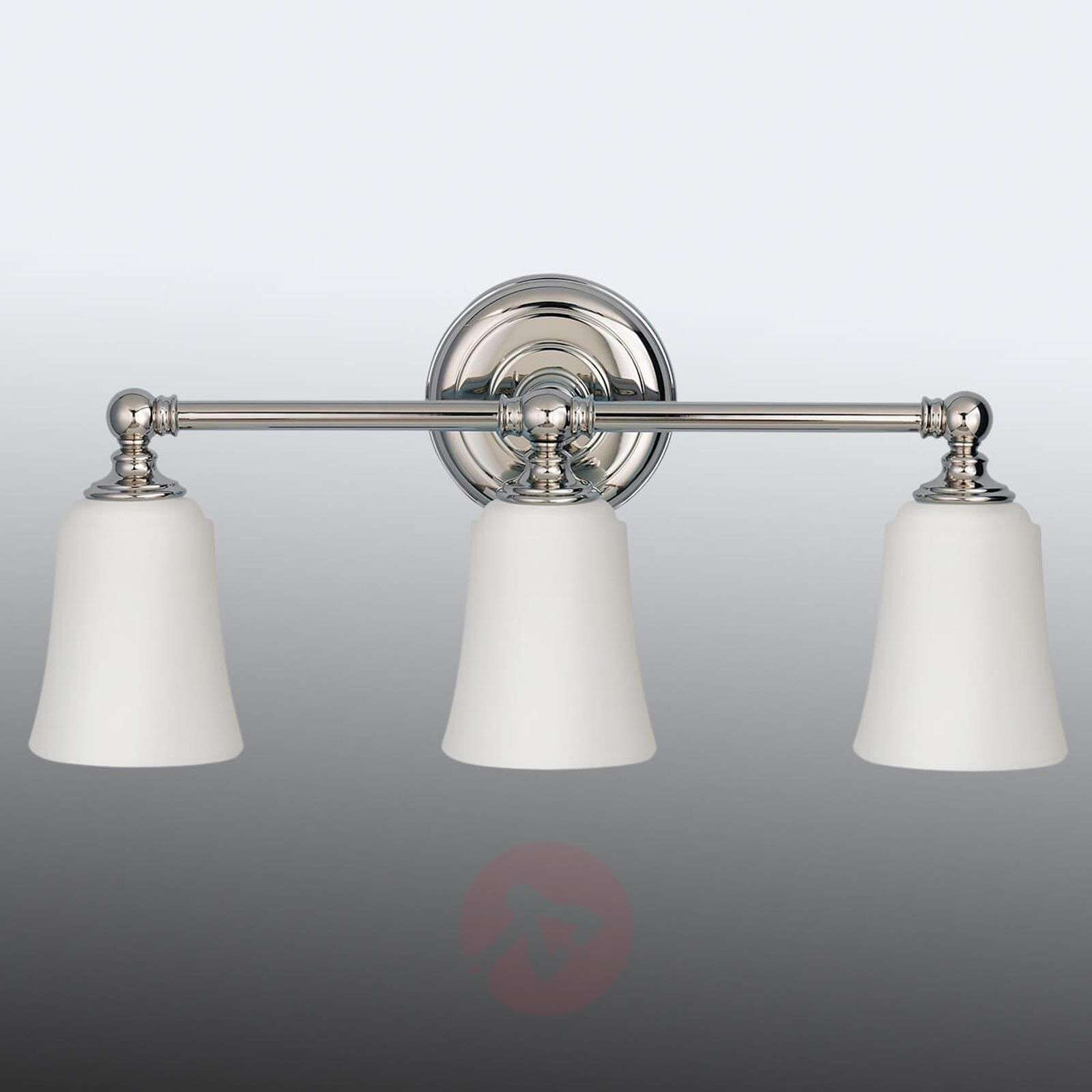 Three-bulb bathroom wall lamp Huguenot Lake-3048642-01