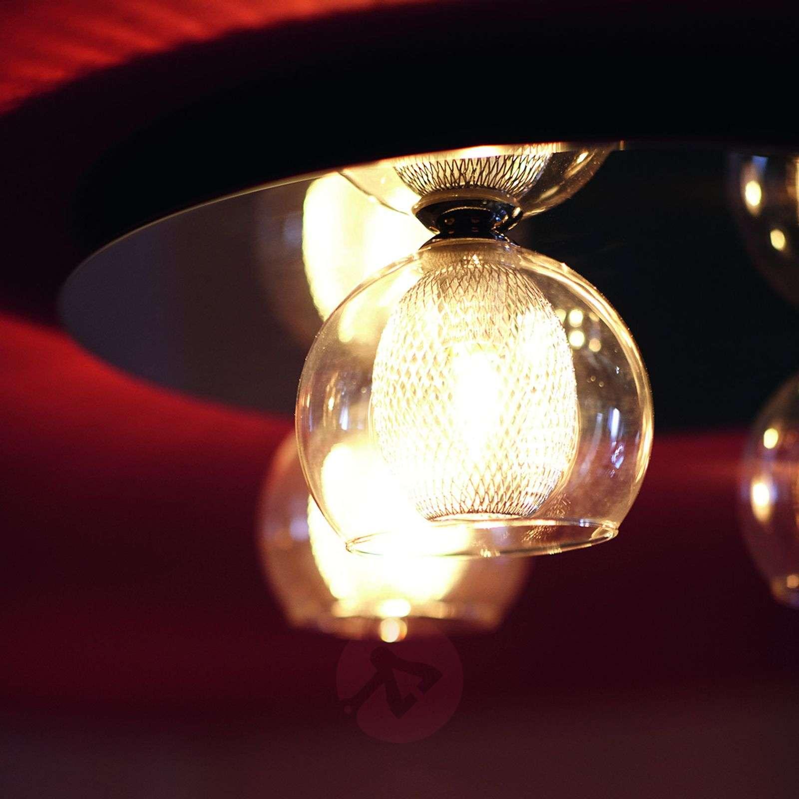 Three-bulb Coda ceiling light-7531694-01
