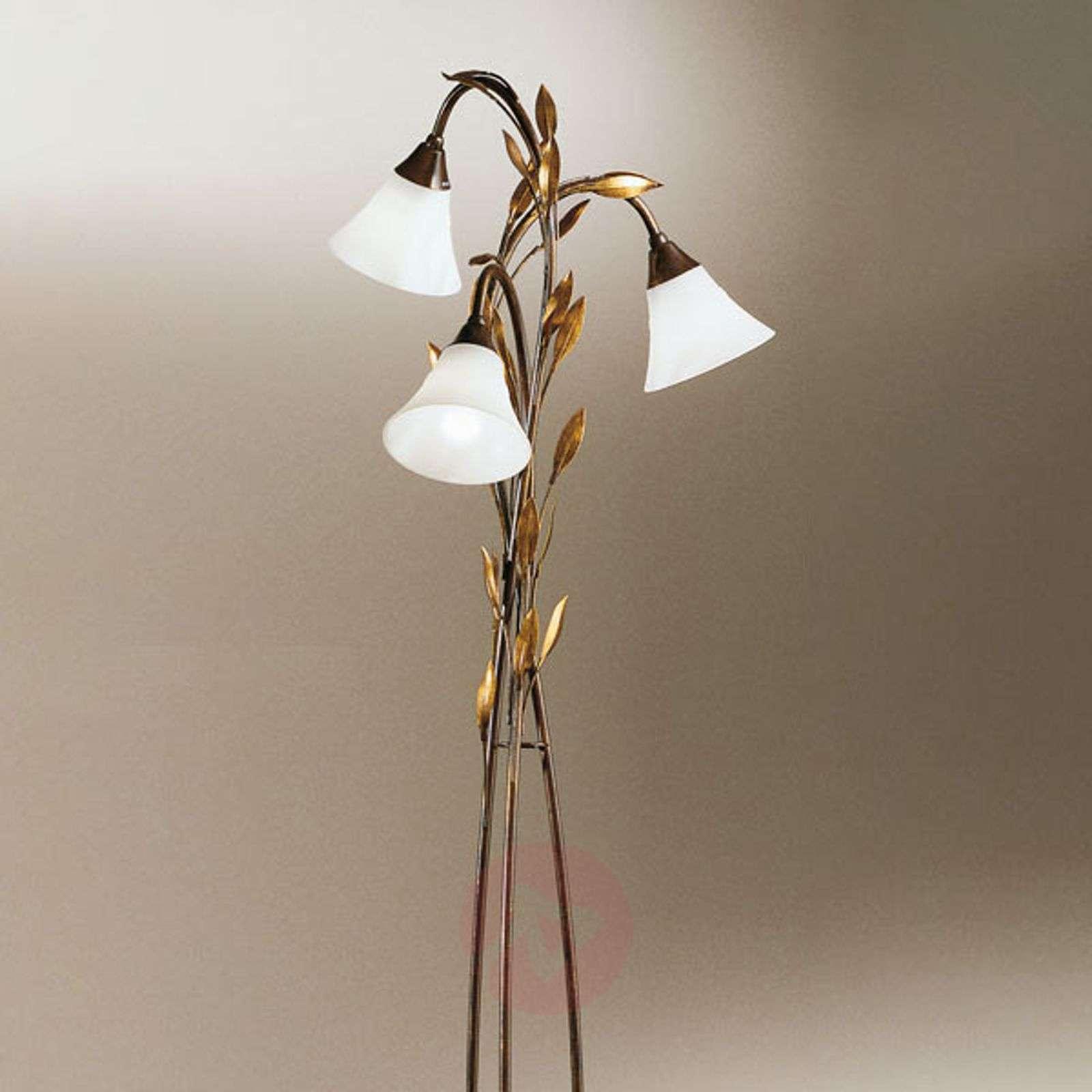 Three-bulb floor lamp CAMPANA-5505123-01