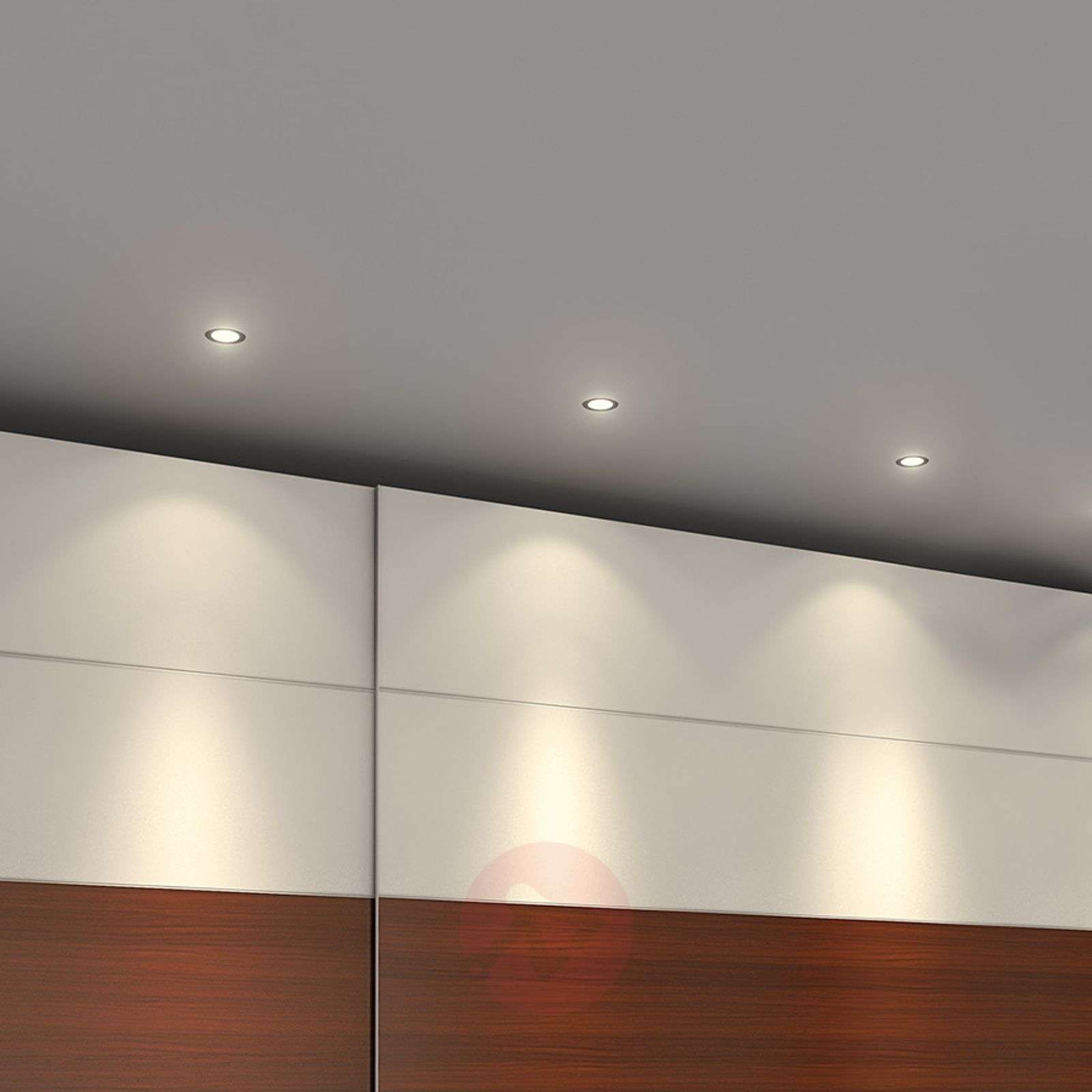 separation shoes e050d e7827 Three recessed lights R 68 LED, warm white