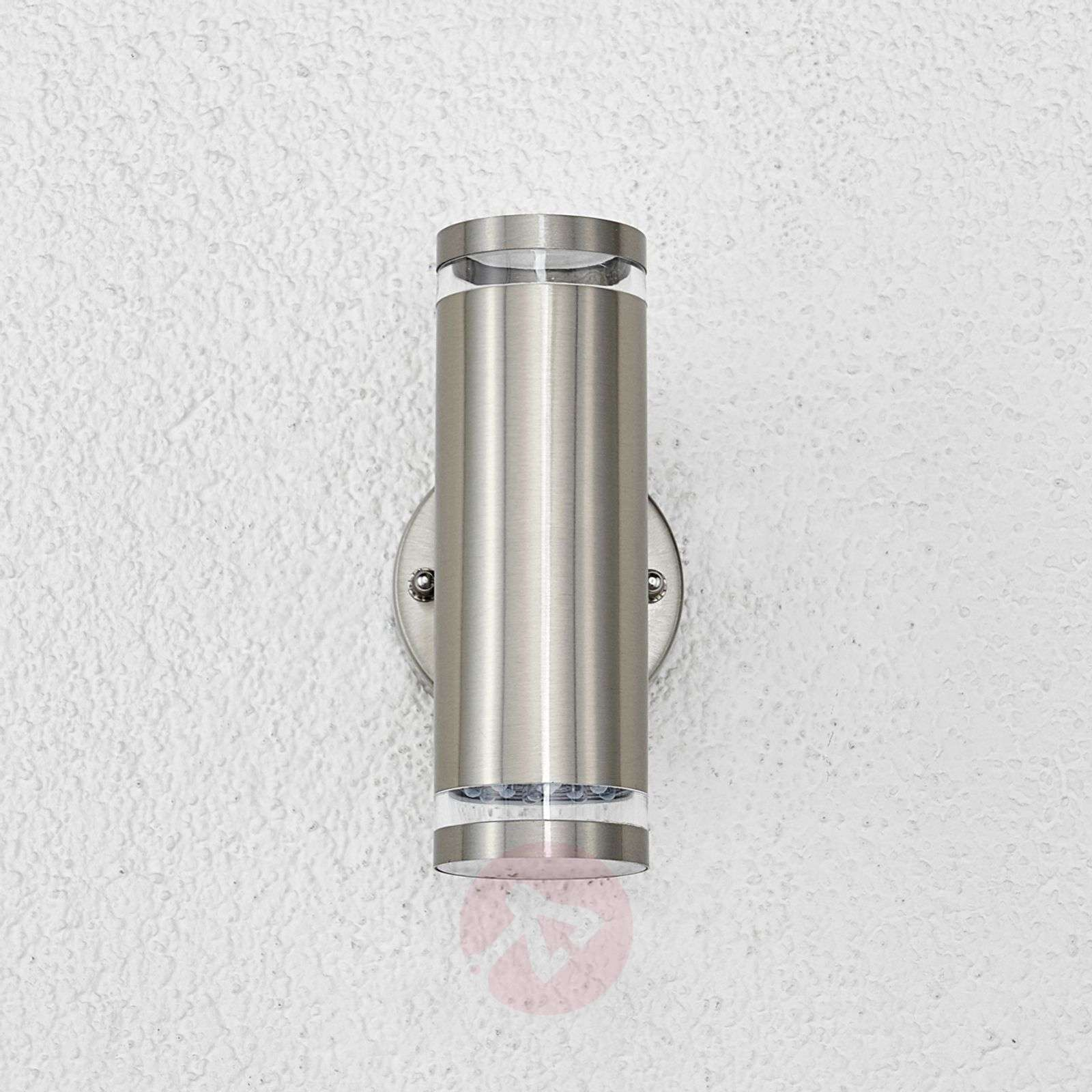 Tiberus stainless steel LED outdoor wall light-9960049-01