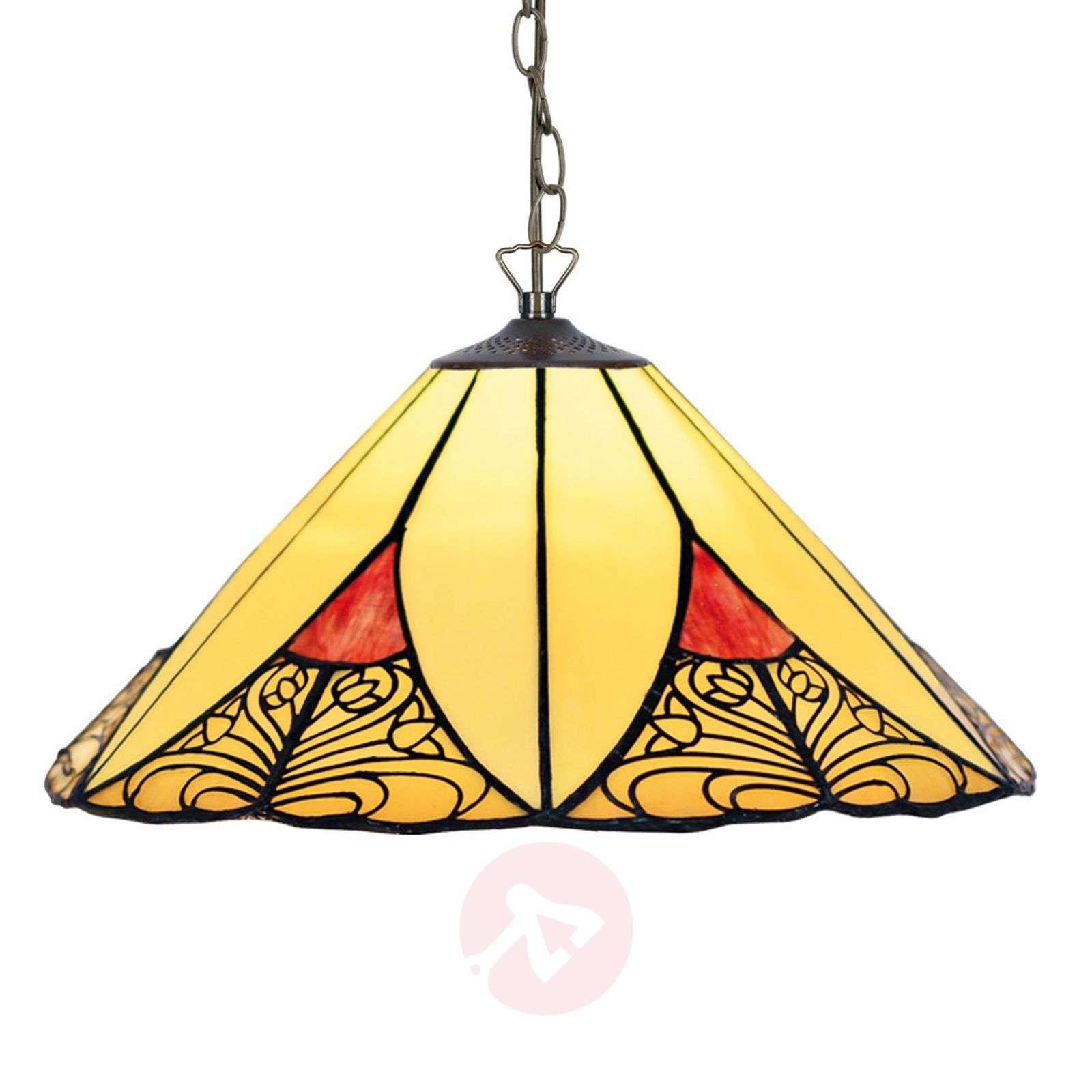 Tiffany design hanging light elisa