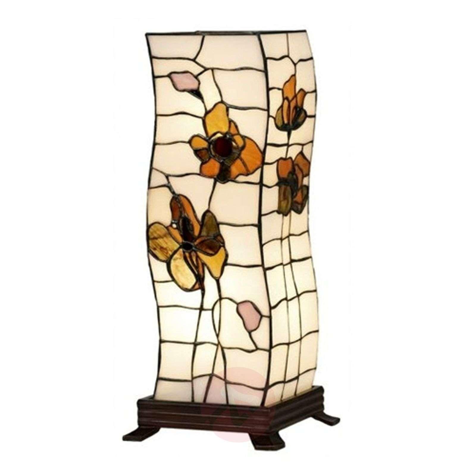 Tiffany-style table lamp Blossom-1032026-01