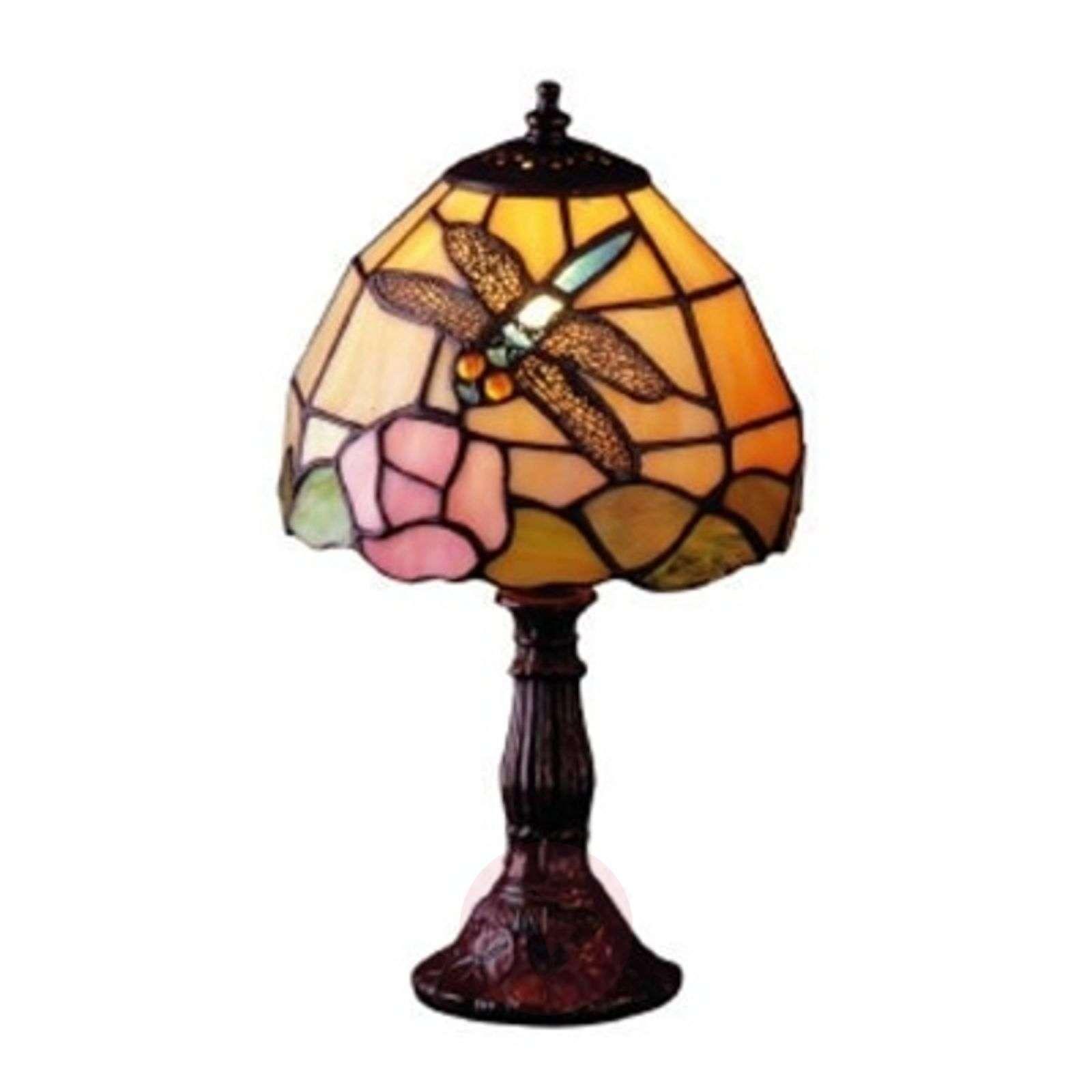 Tiffany style table lamp JANNEKE-1032197-01