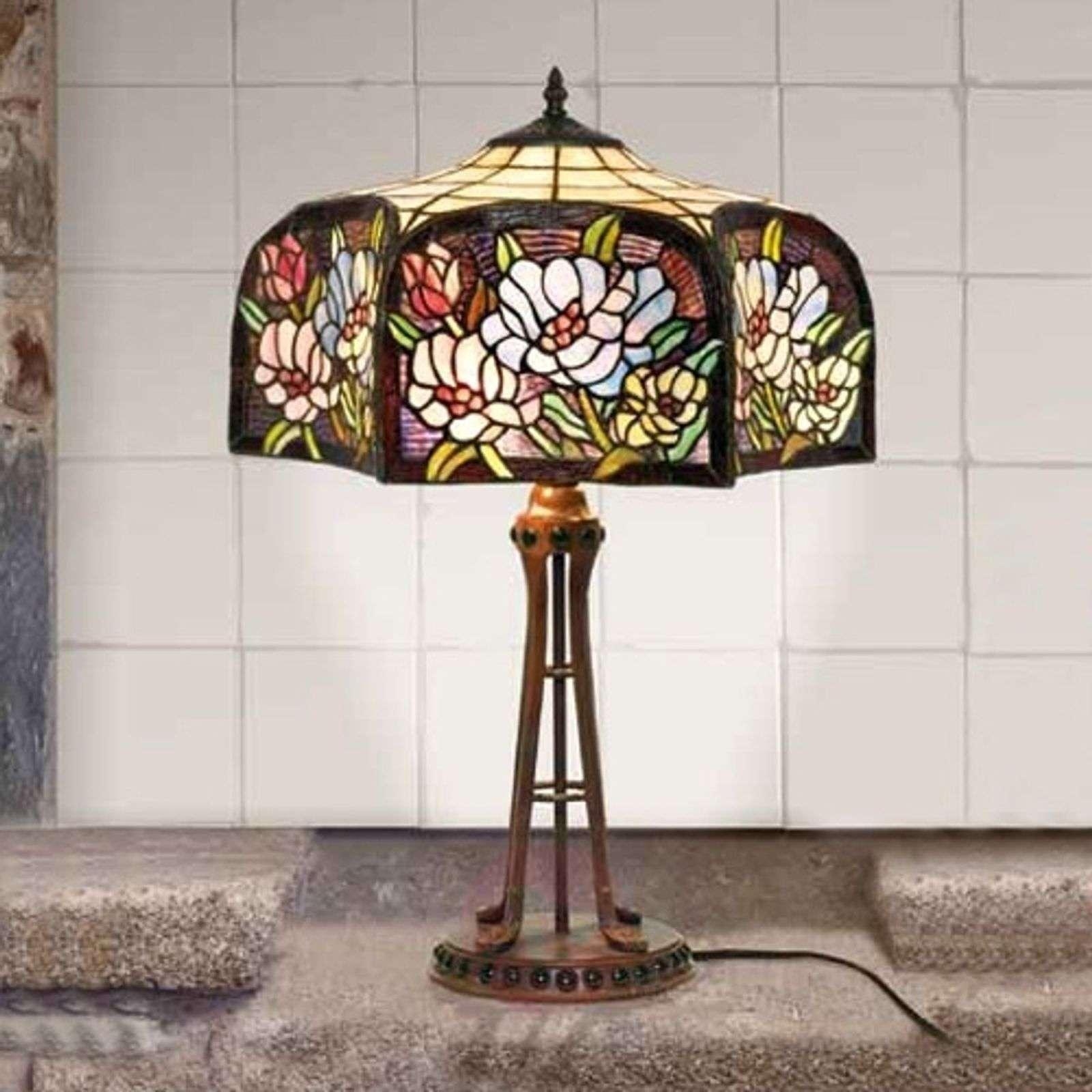 Tiffany-style table lamp Prim-1032241-01