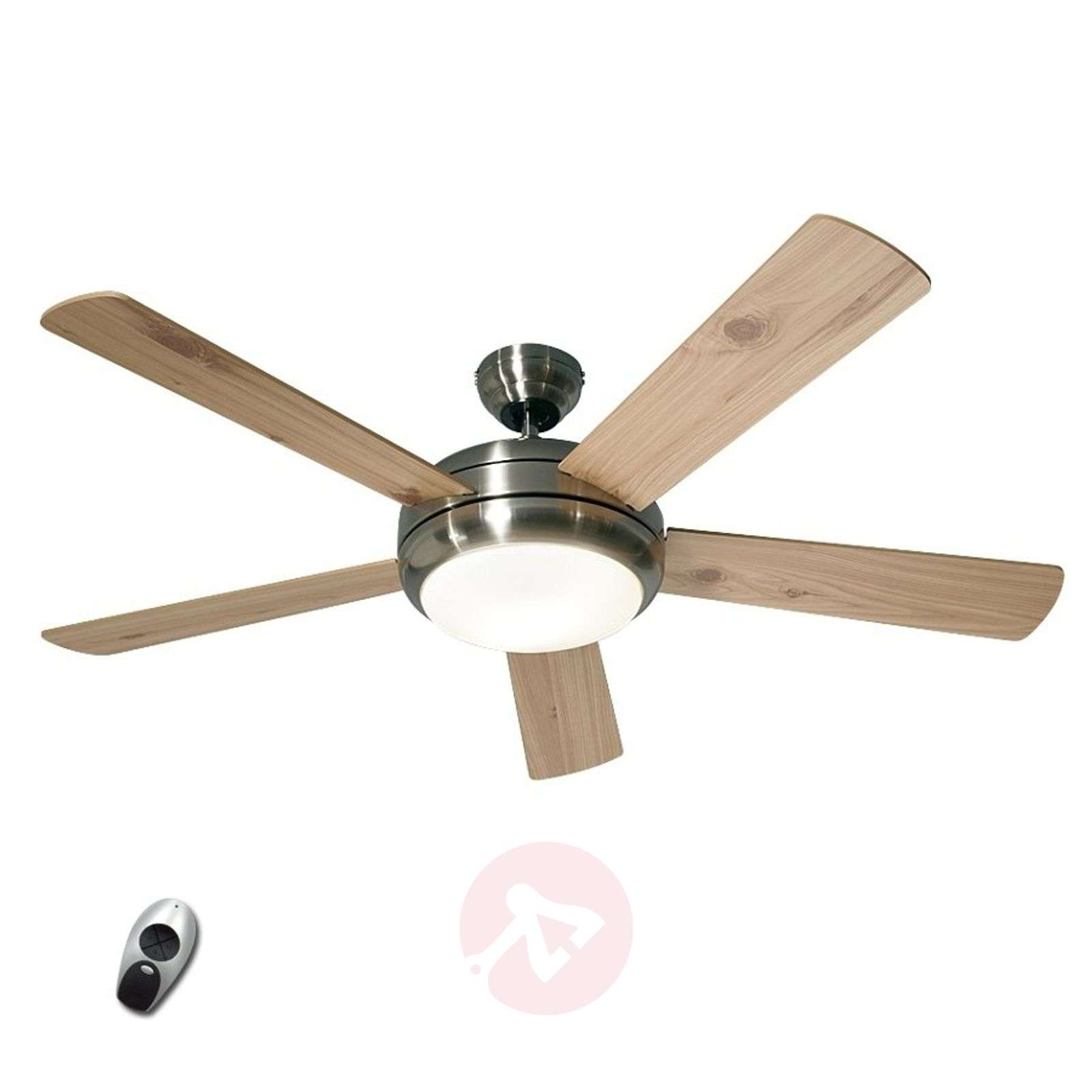 Titanium BN illuminated ceiling fan-2015004-01
