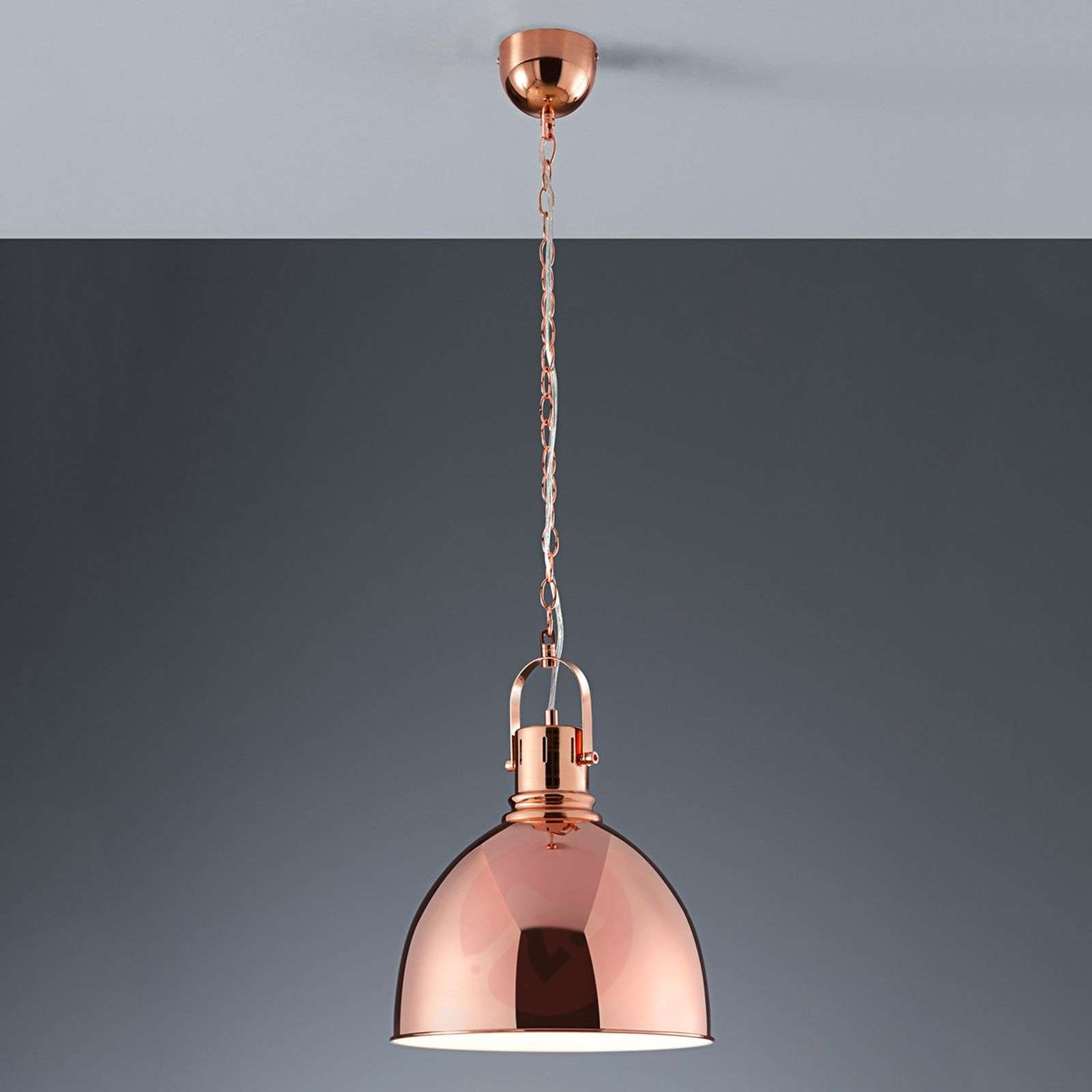 Tores hanging light, copper-9004917-01