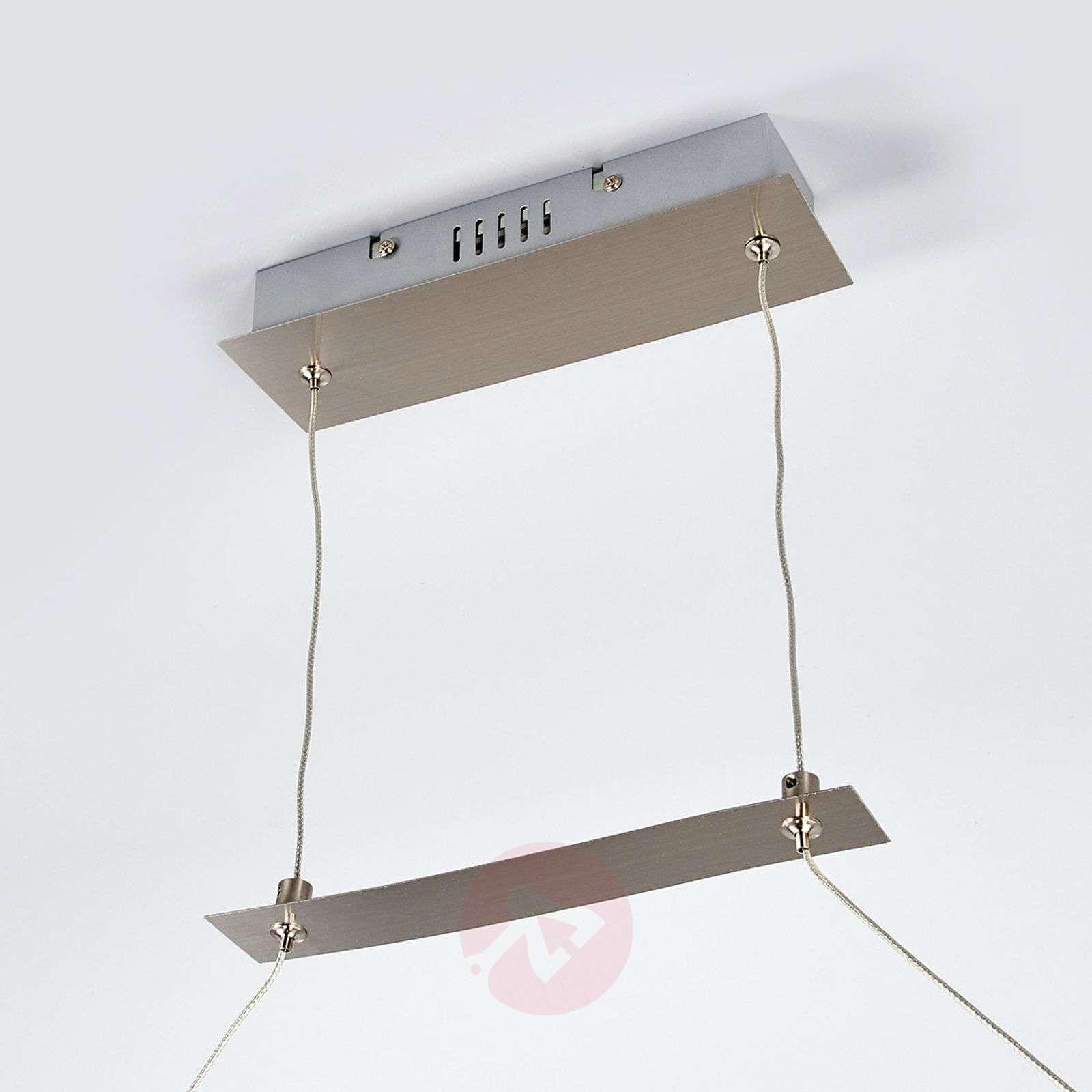 Tori wave-shaped LED hanging light-9985067-03