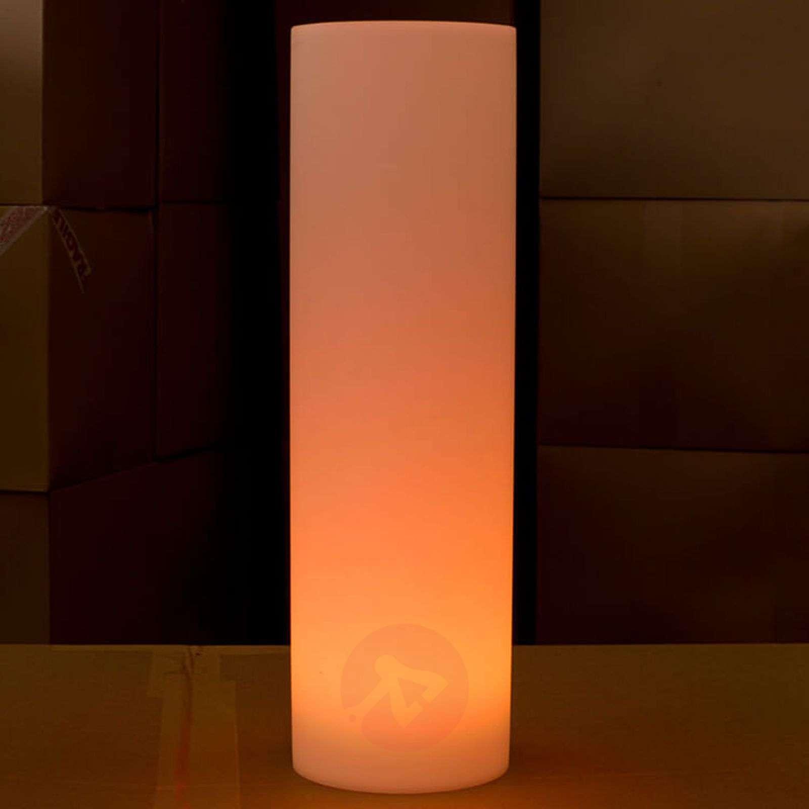 Tower LED decorative light, controllable via app-8590023-01