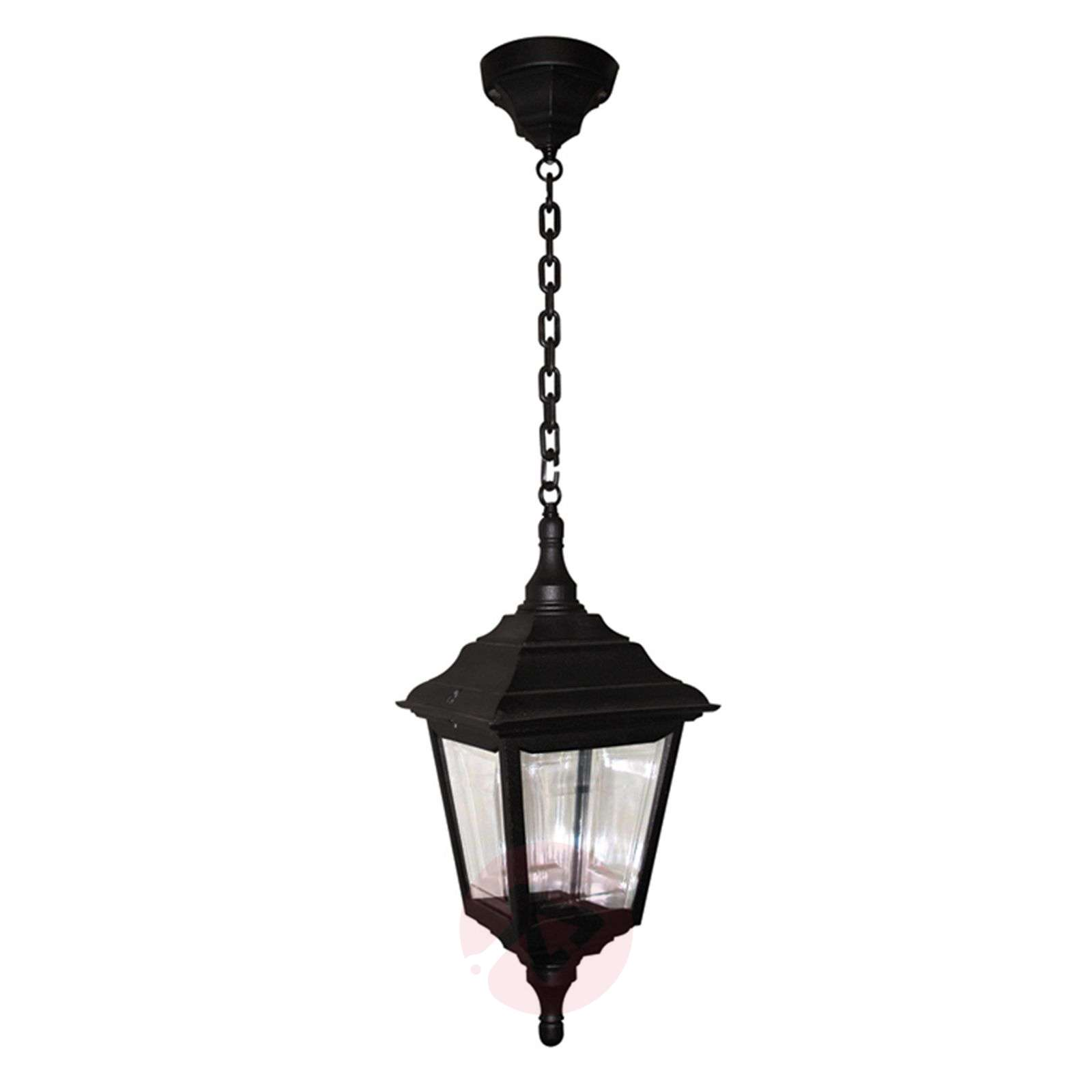 Traditionally shaped outdoor hanging lamp Kerry-3048418-01
