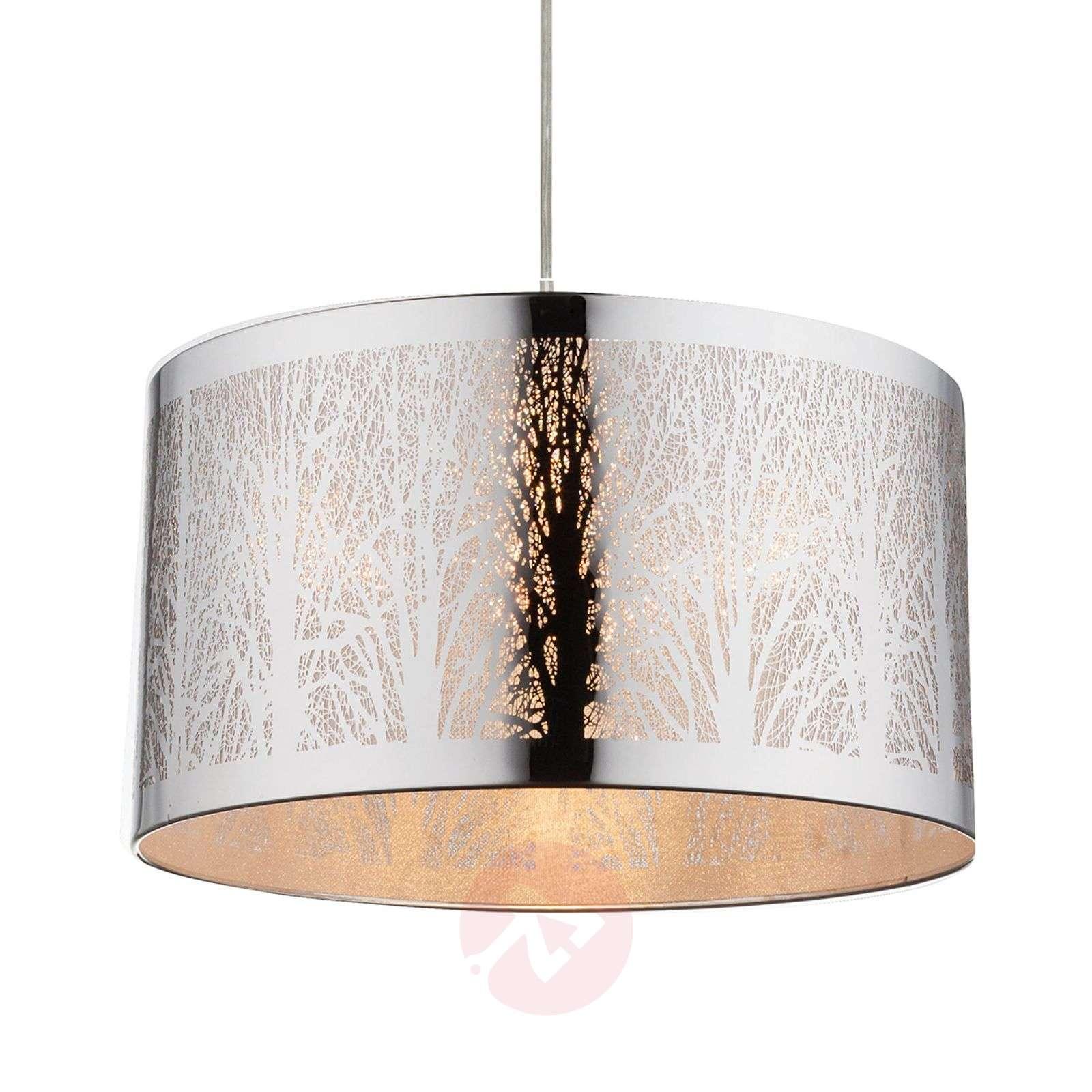 Tree pattern hanging light Cianna-4014830-01