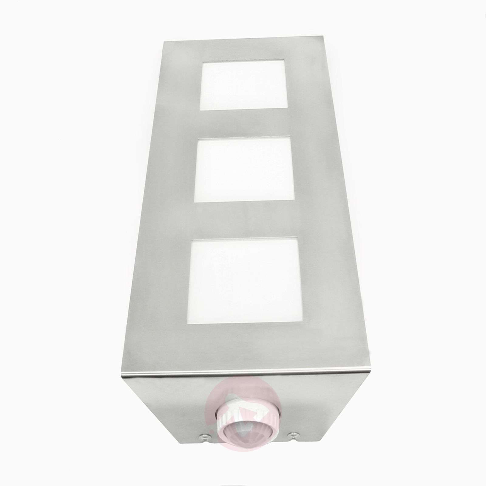 Trilo Attractive Exterior Wall Lamp incl Sensor-2011050-02