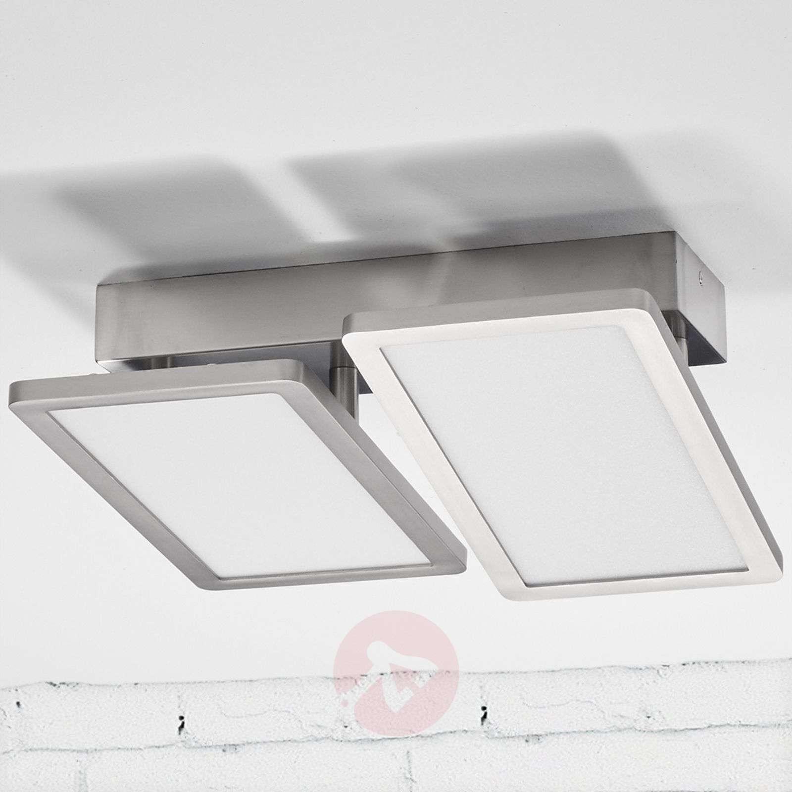 Two-bulb Easydim ceiling light Vanessa-1558140-04