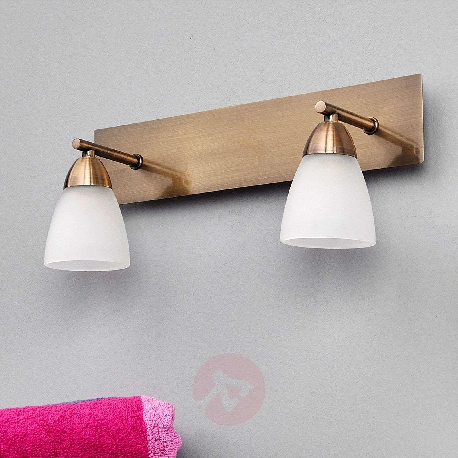 Two-light bathroom wall light Nikla-9970037-01