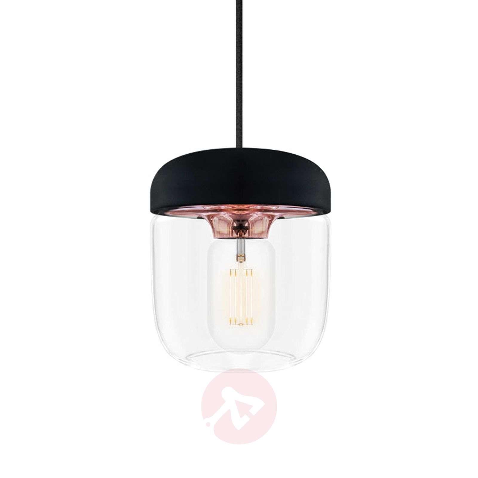 UMAGE Acorn pendant lamp black/copper-9521082-01