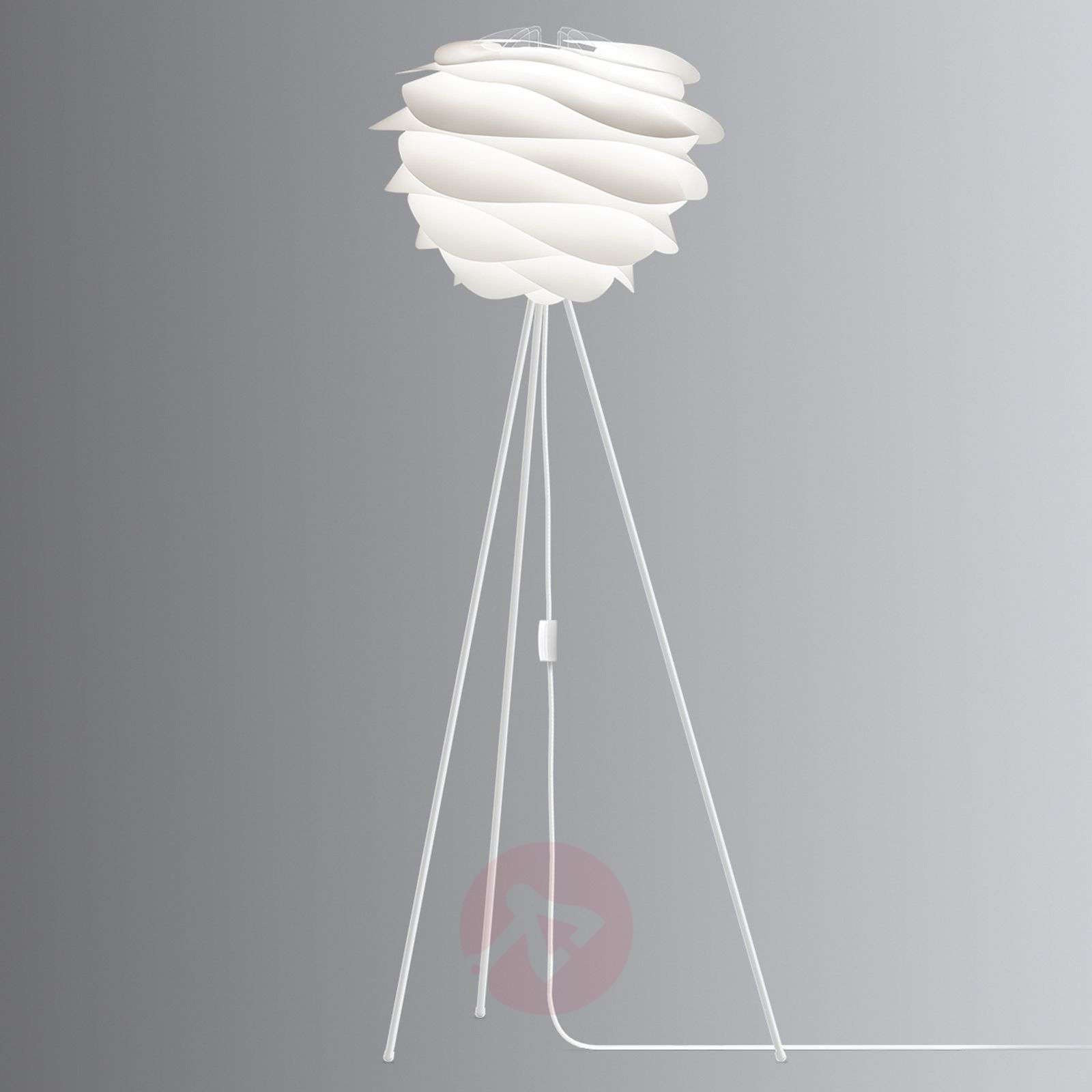 UMAGE Carmina floor lamp tripod in white-9521114-01