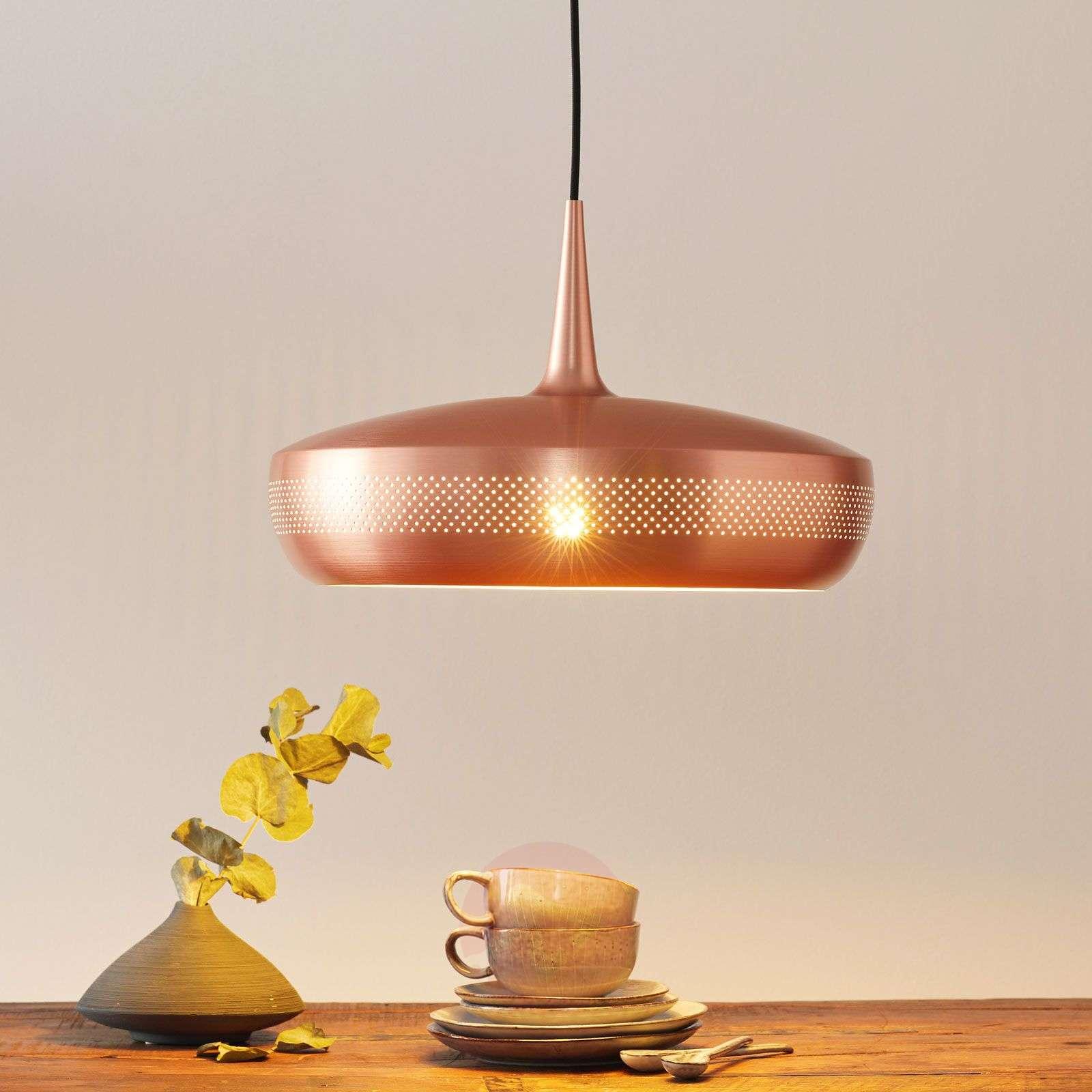 UMAGE Clava Dine hanging lamp, copper-9521068-01