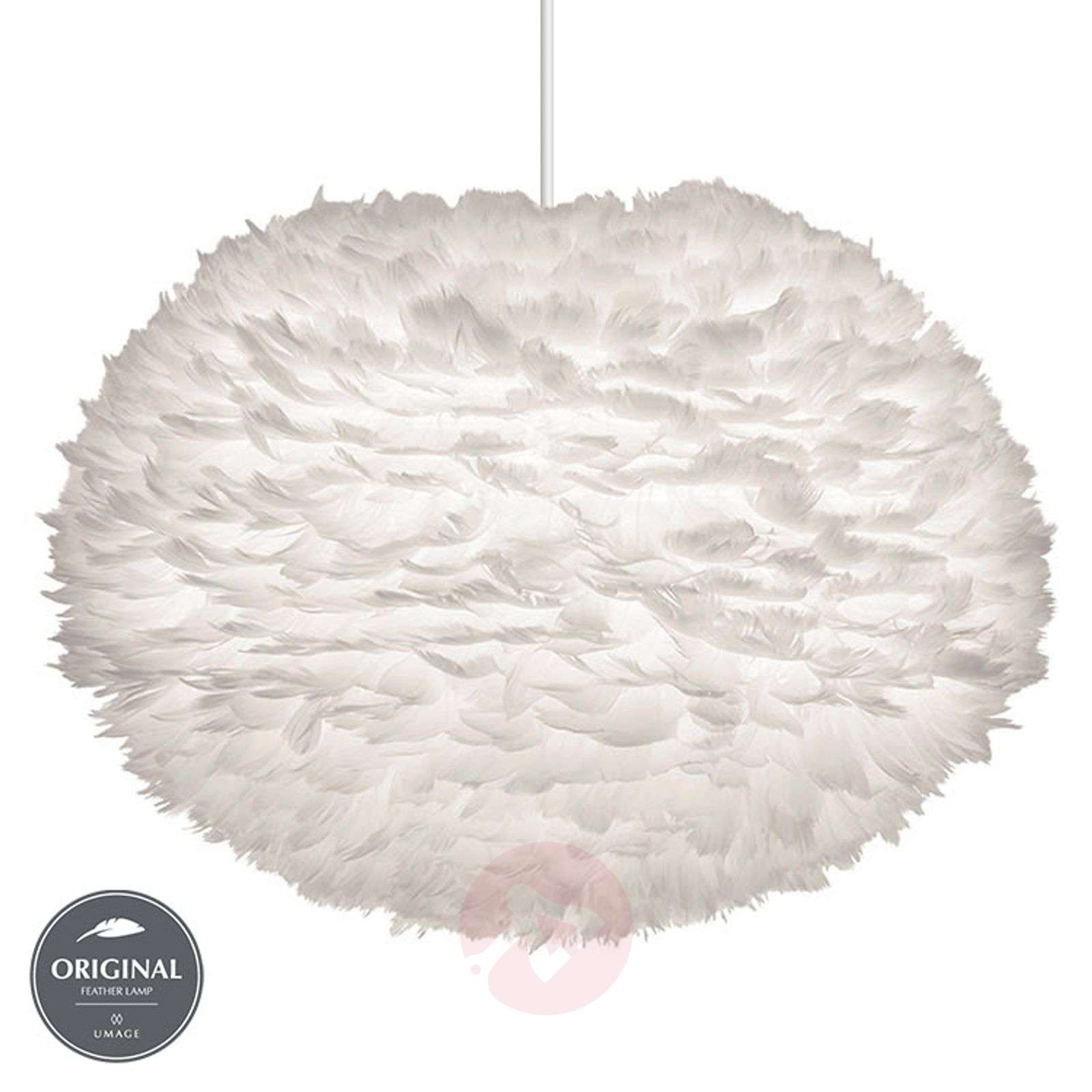 UMAGE Eos hanging light large in white-9521037-01