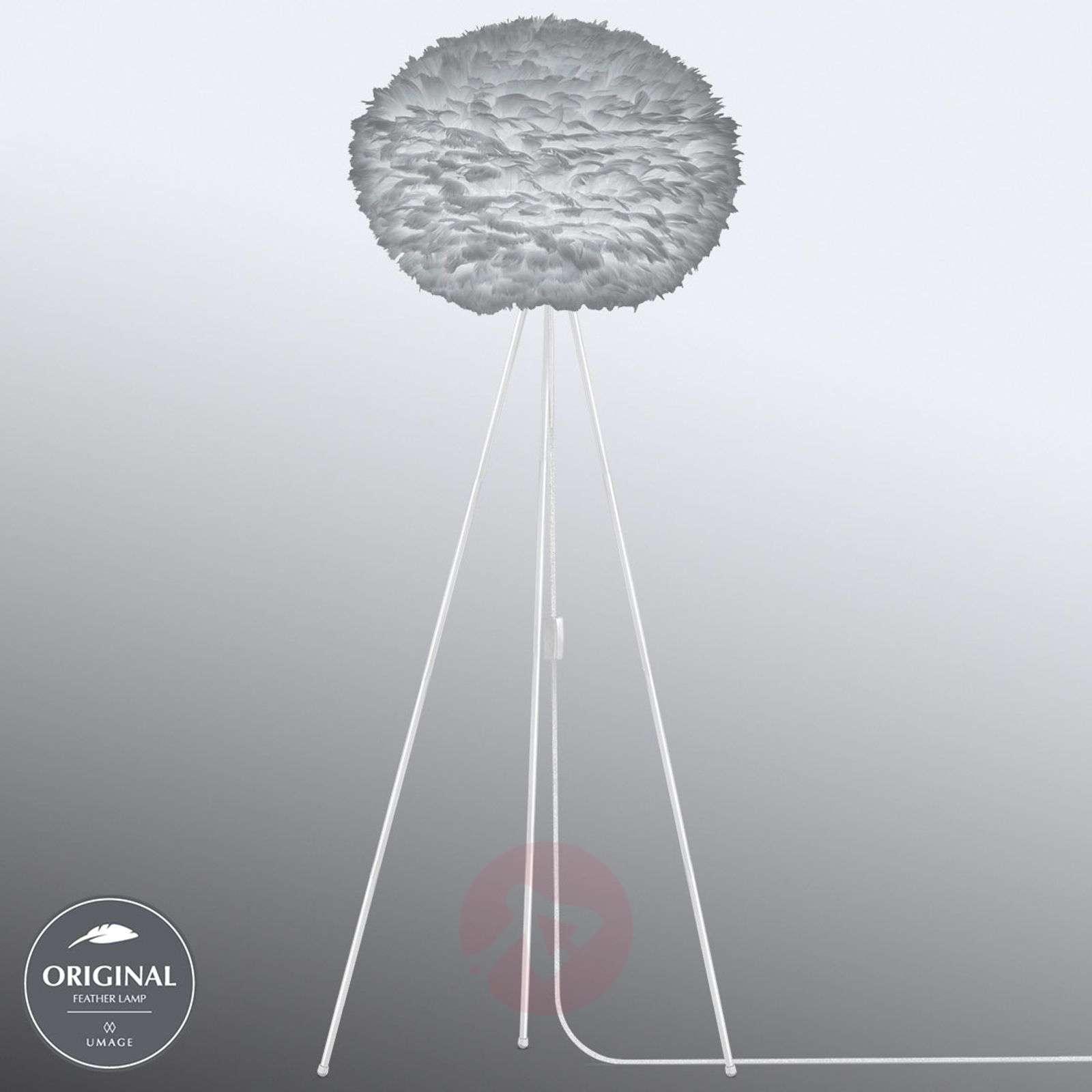 UMAGE Eos large floor lamp, grey-9521128-01