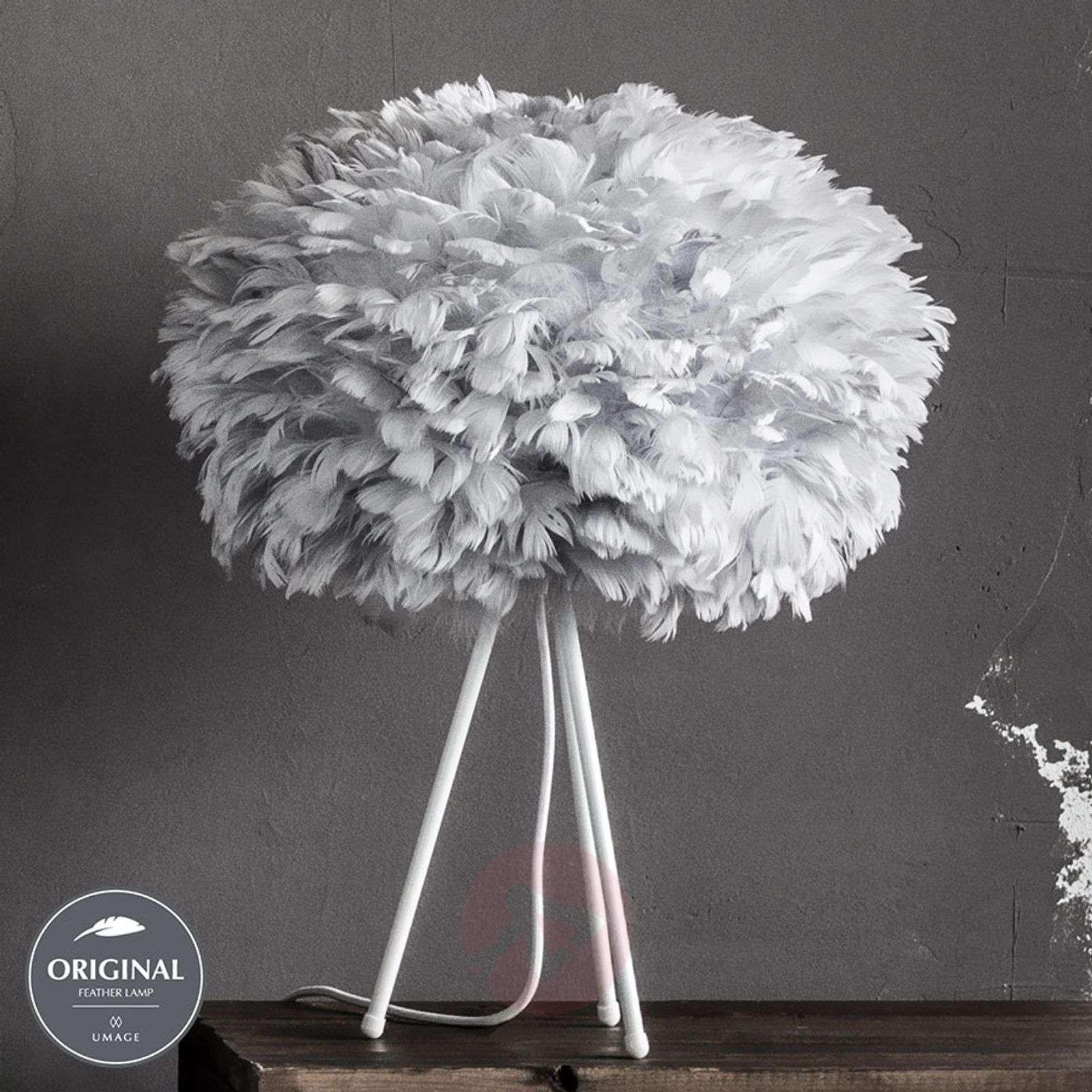 UMAGE Eos medium table lamp, light grey-9521143-01