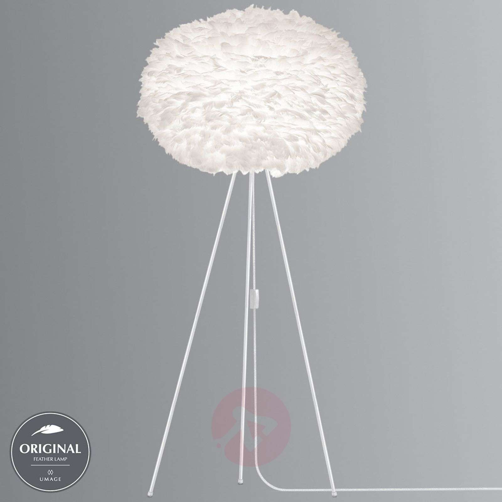 UMAGE Eos X-large floor lamp tripod white-9521130-01