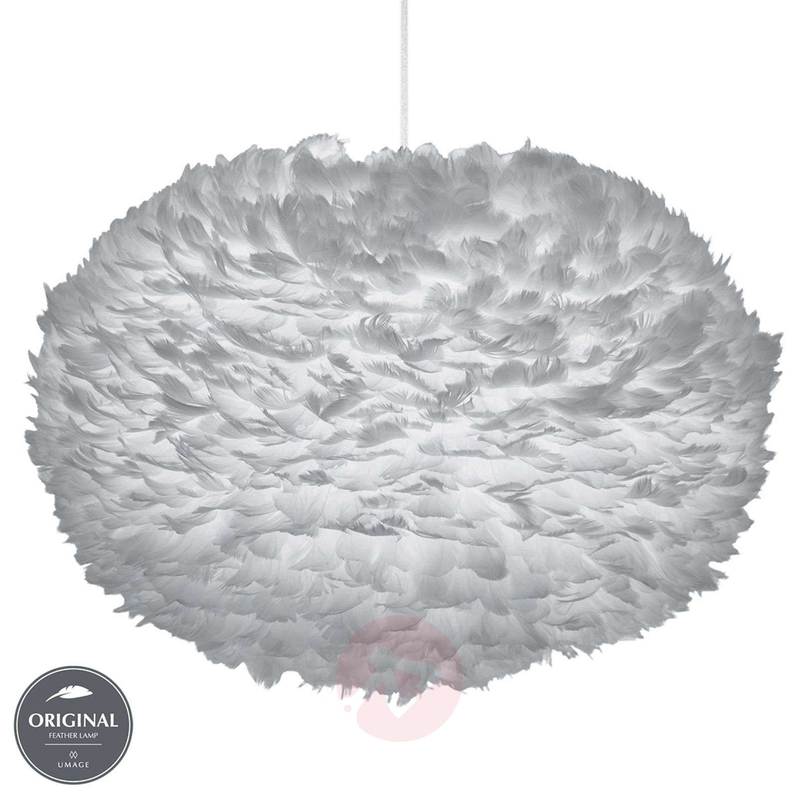 UMAGE Eos X-large hanging lamp, light grey-9521045-01