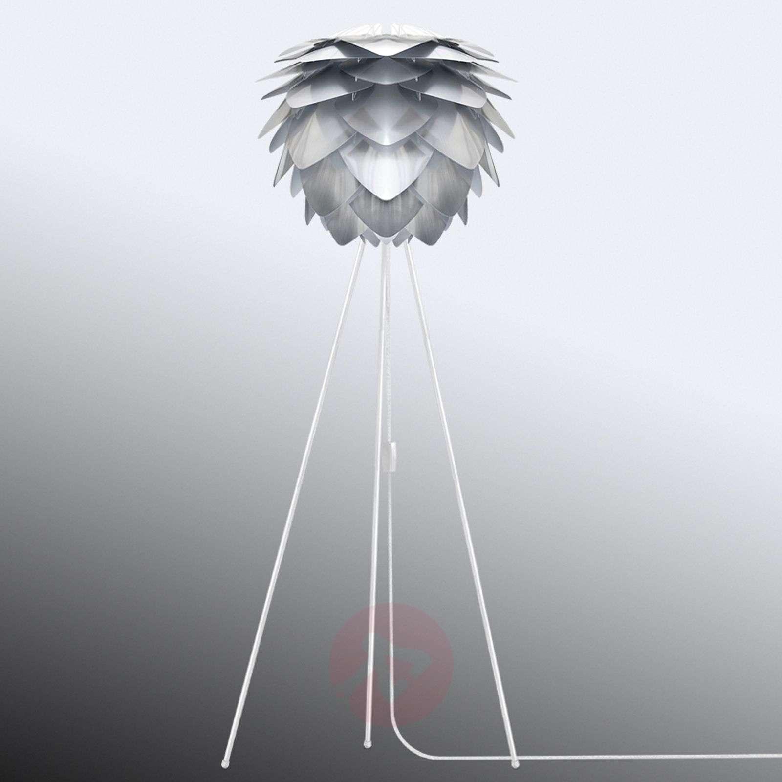 UMAGE Silvia medium floor lamp, steel-9521111-01