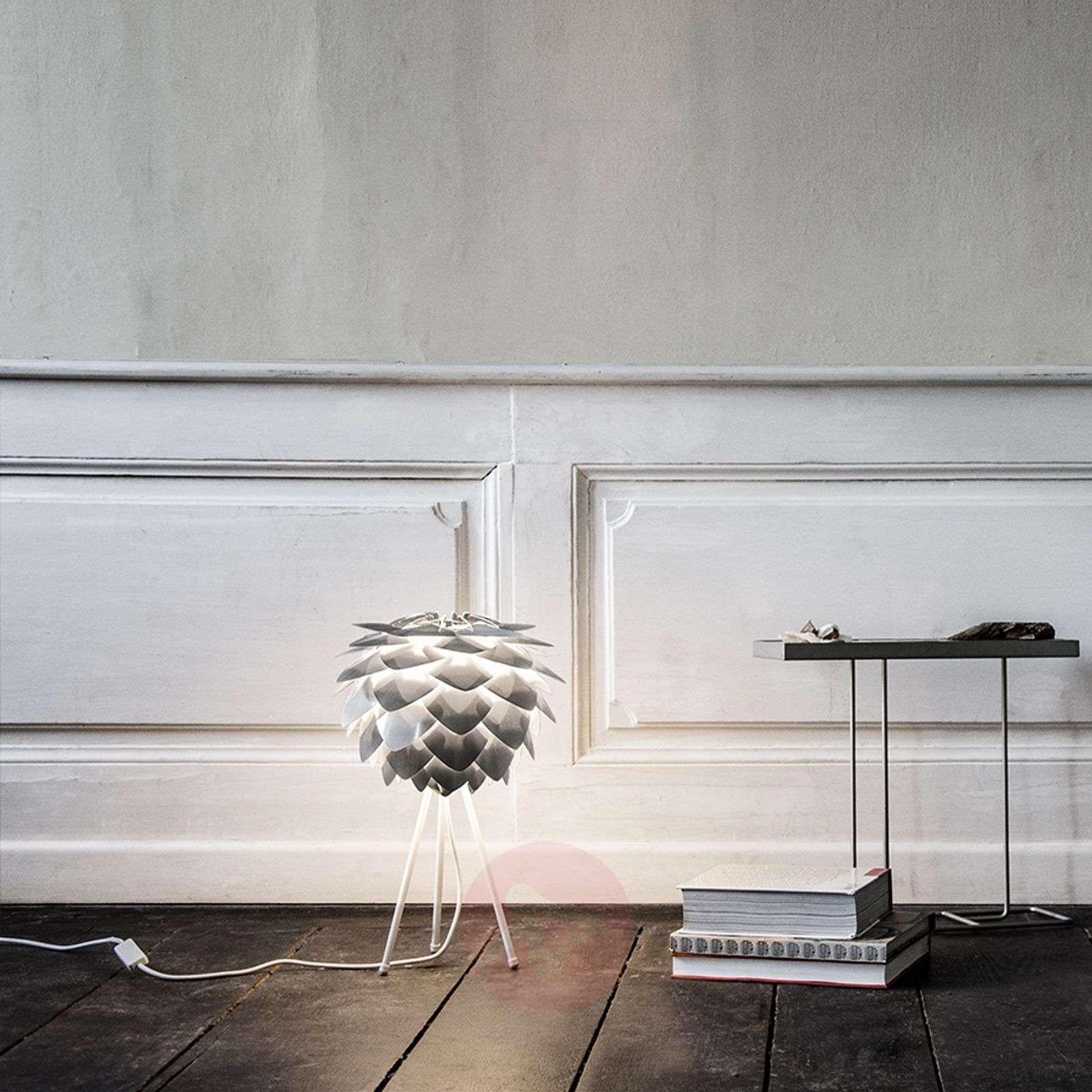 UMAGE Silvia mini table lamp, steel-9521138-01
