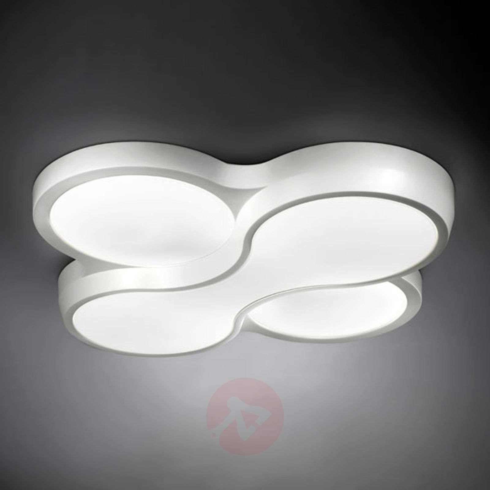 unusual ceiling lighting. Unusual Ceiling Light Ocho With Four Bulbs-6027143-01 Lighting E