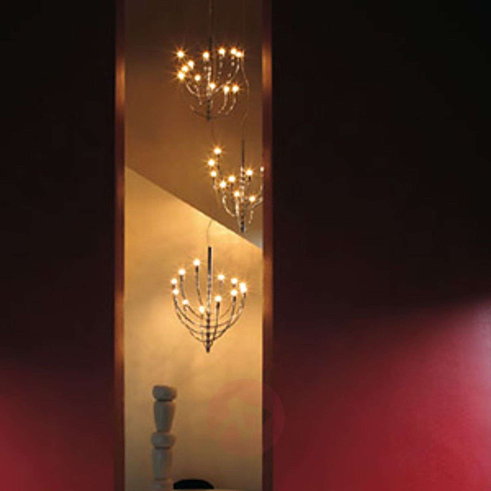 Unusual hanging light Piazza San Marco-7265091-01