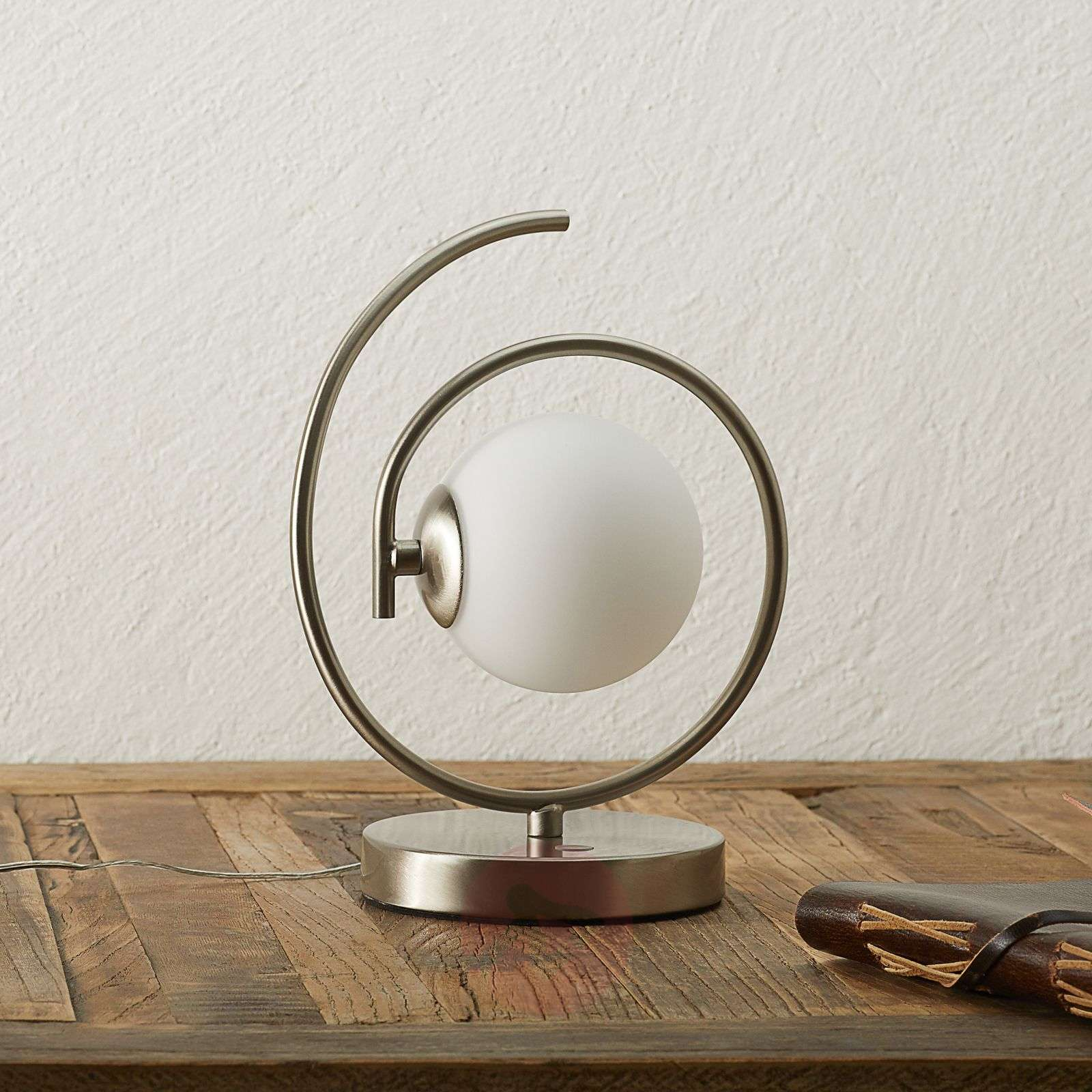 Unusual LED table lamp Ensemble-3502604-01