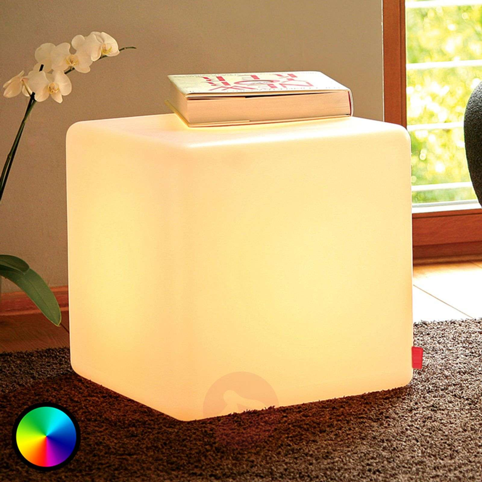 Useful decorative light CUBE Indoor LED-6537021-01