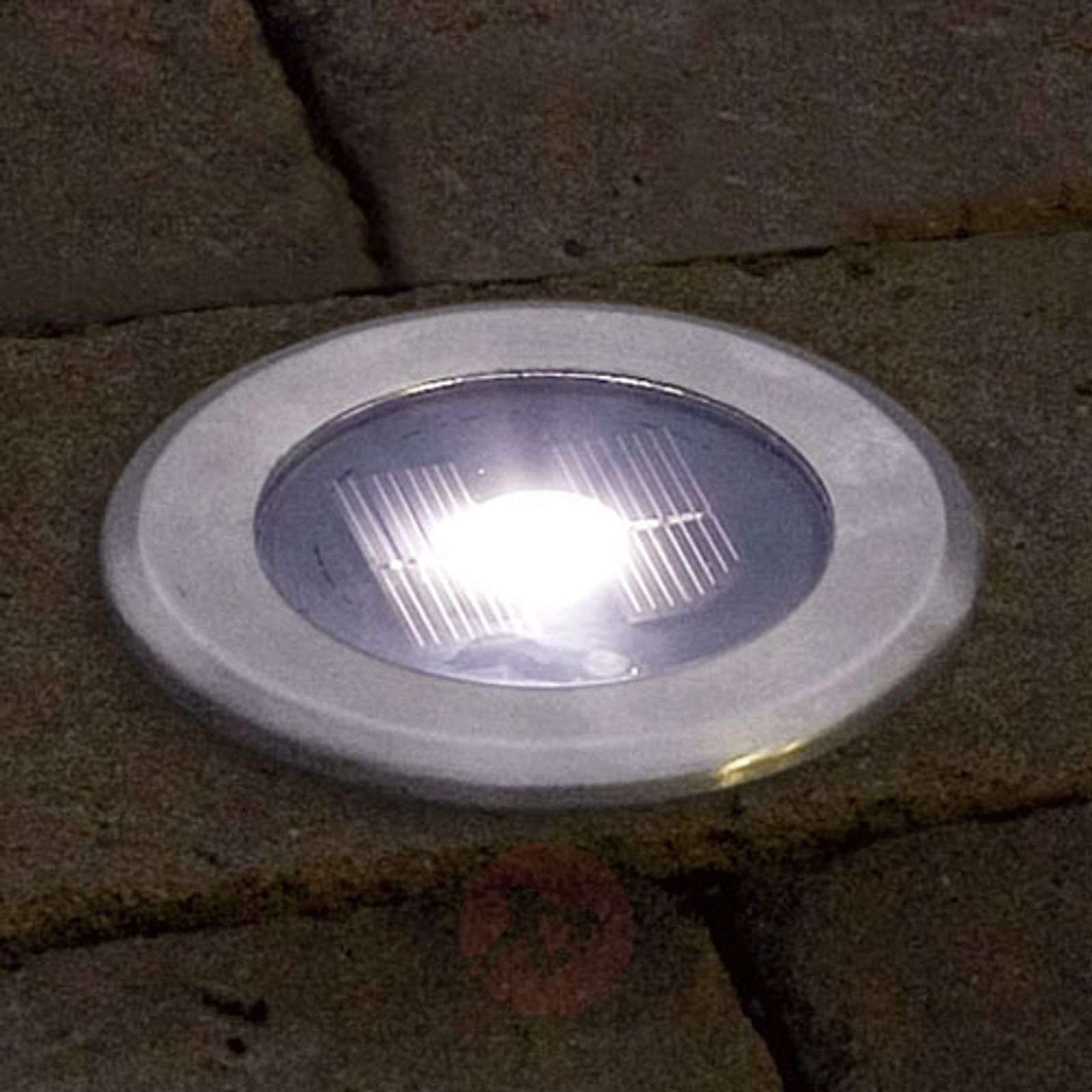 Useful Recessed Floor Light Solar Light Led Lights Ie