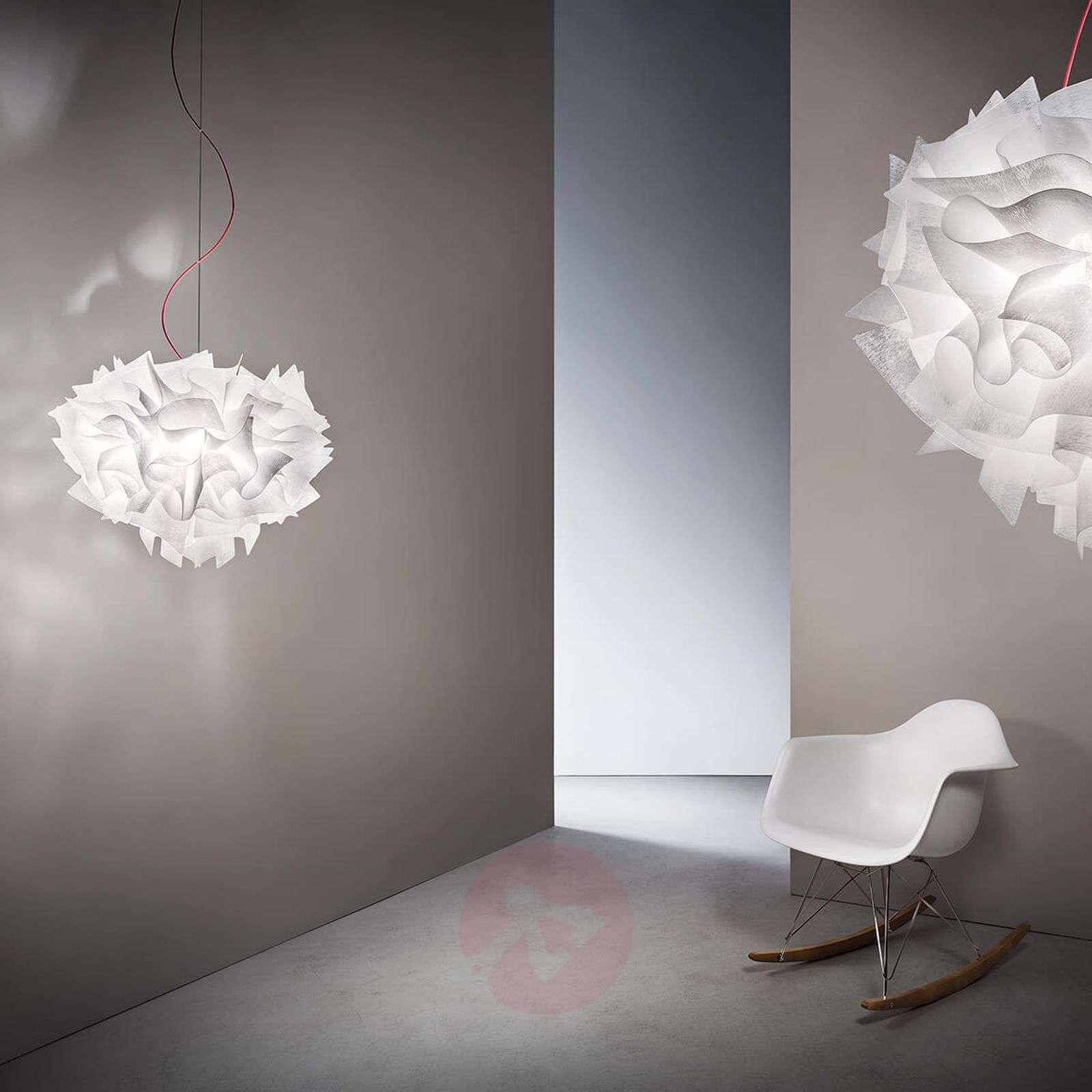Veli Couture Medium designer hanging lamp-8503310-01