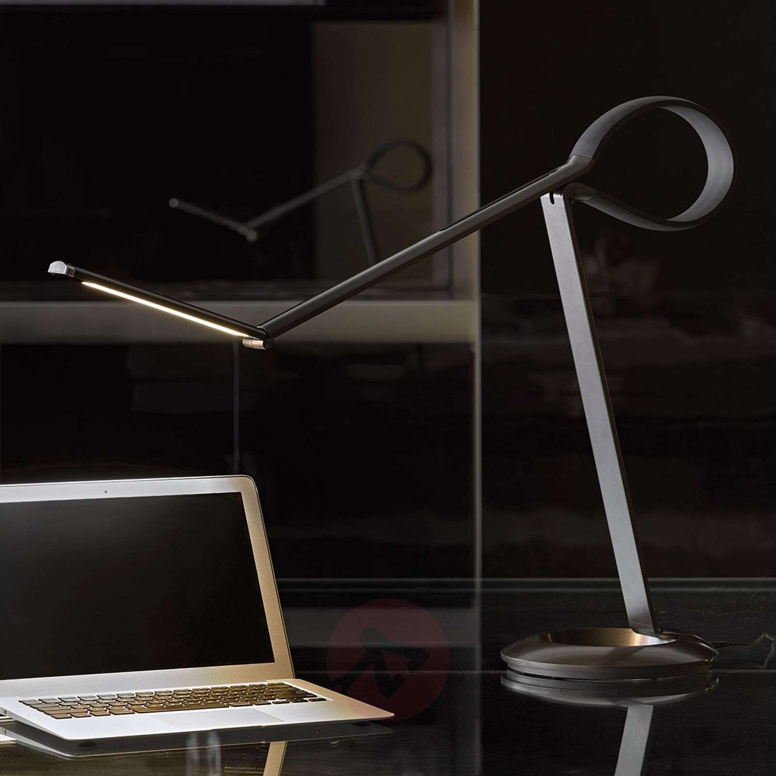 Versatile designer LED table lamp Compasso-7751027-01