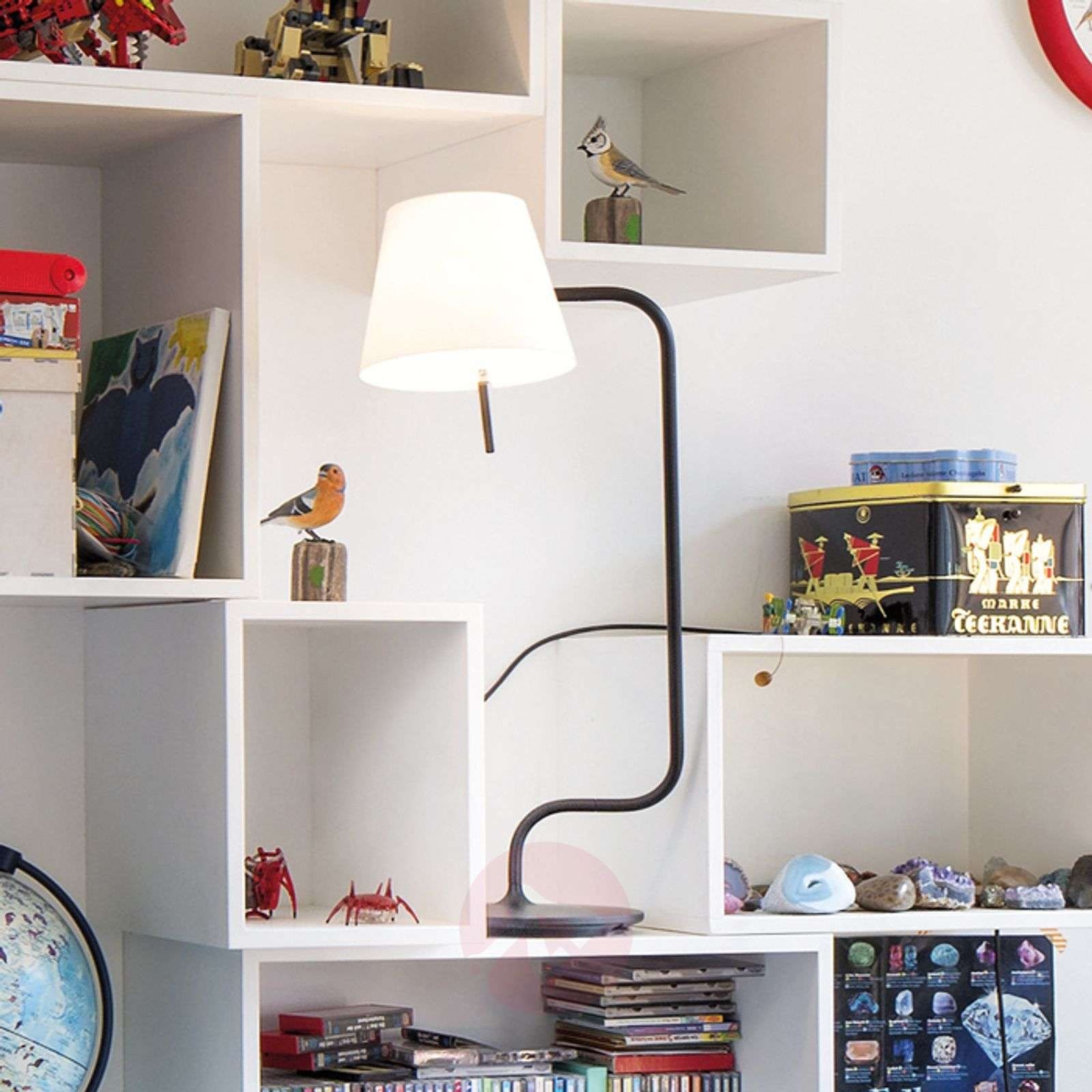 Versatile designer table lamp Elane-8550018-01