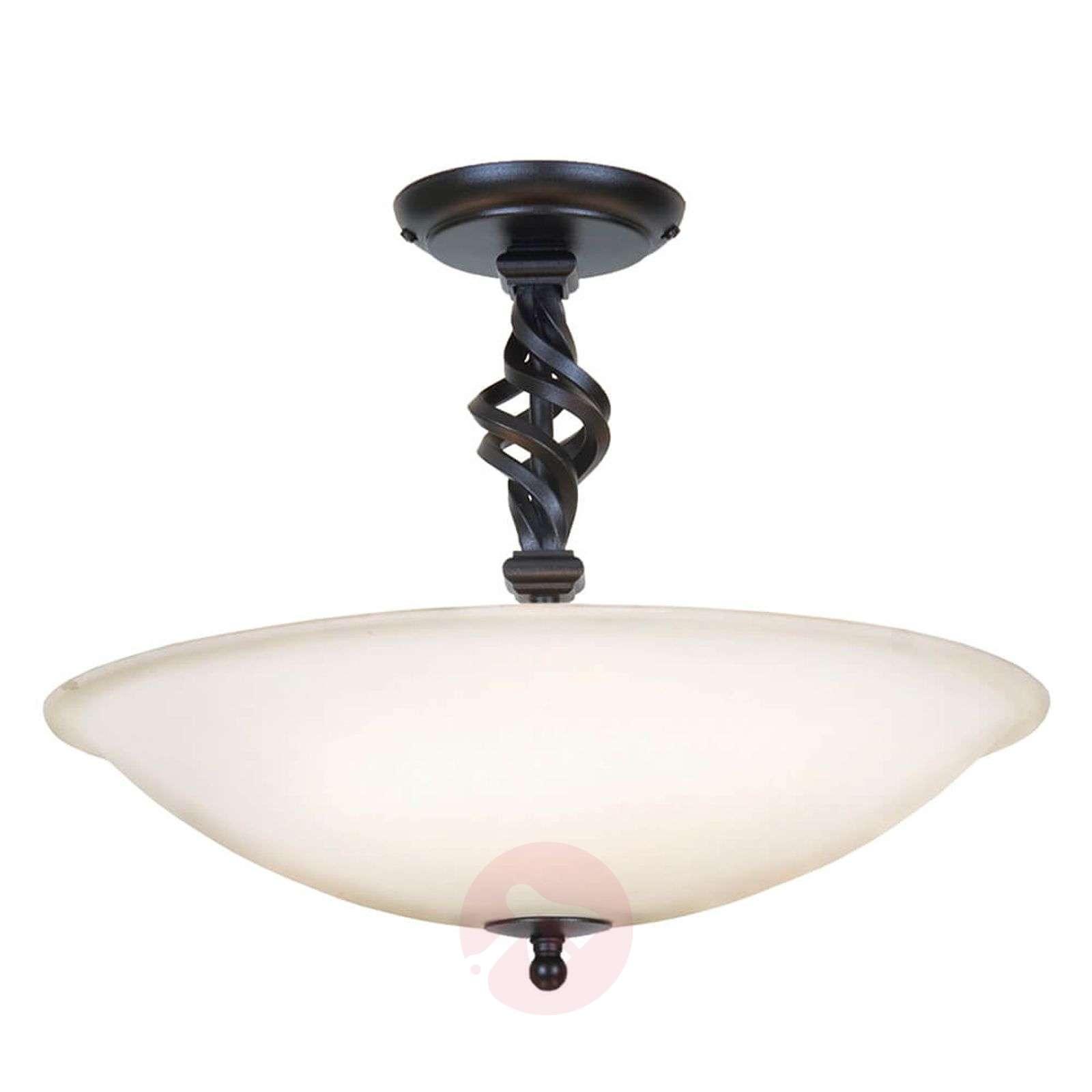 Very elegant semi-flush ceiling lamp Pembroke-3048629-01