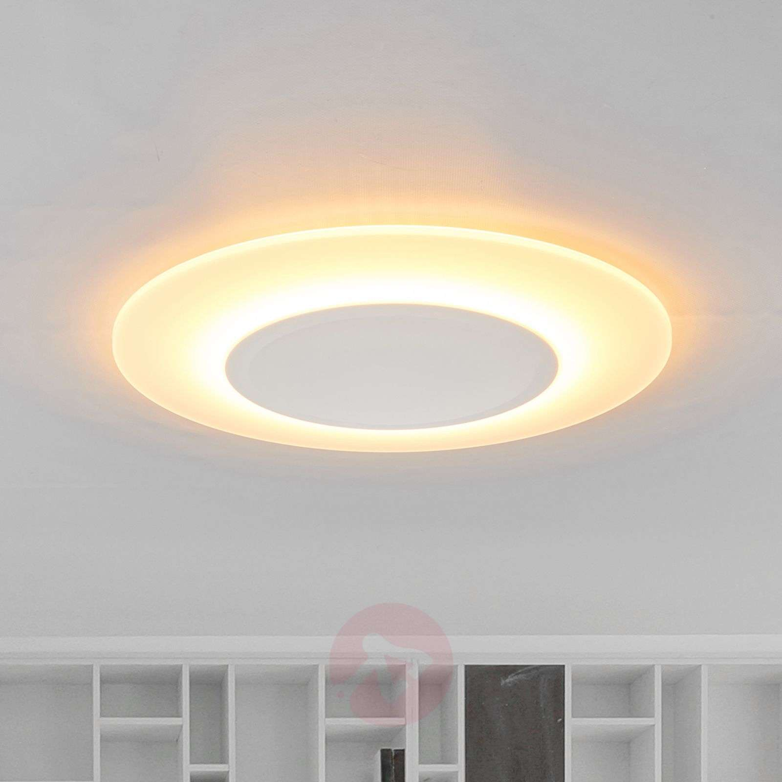 Very flat ceiling light led flat 1200 lumens lights very flat ceiling light led flat 1200 lumens 7261139 01 aloadofball Gallery