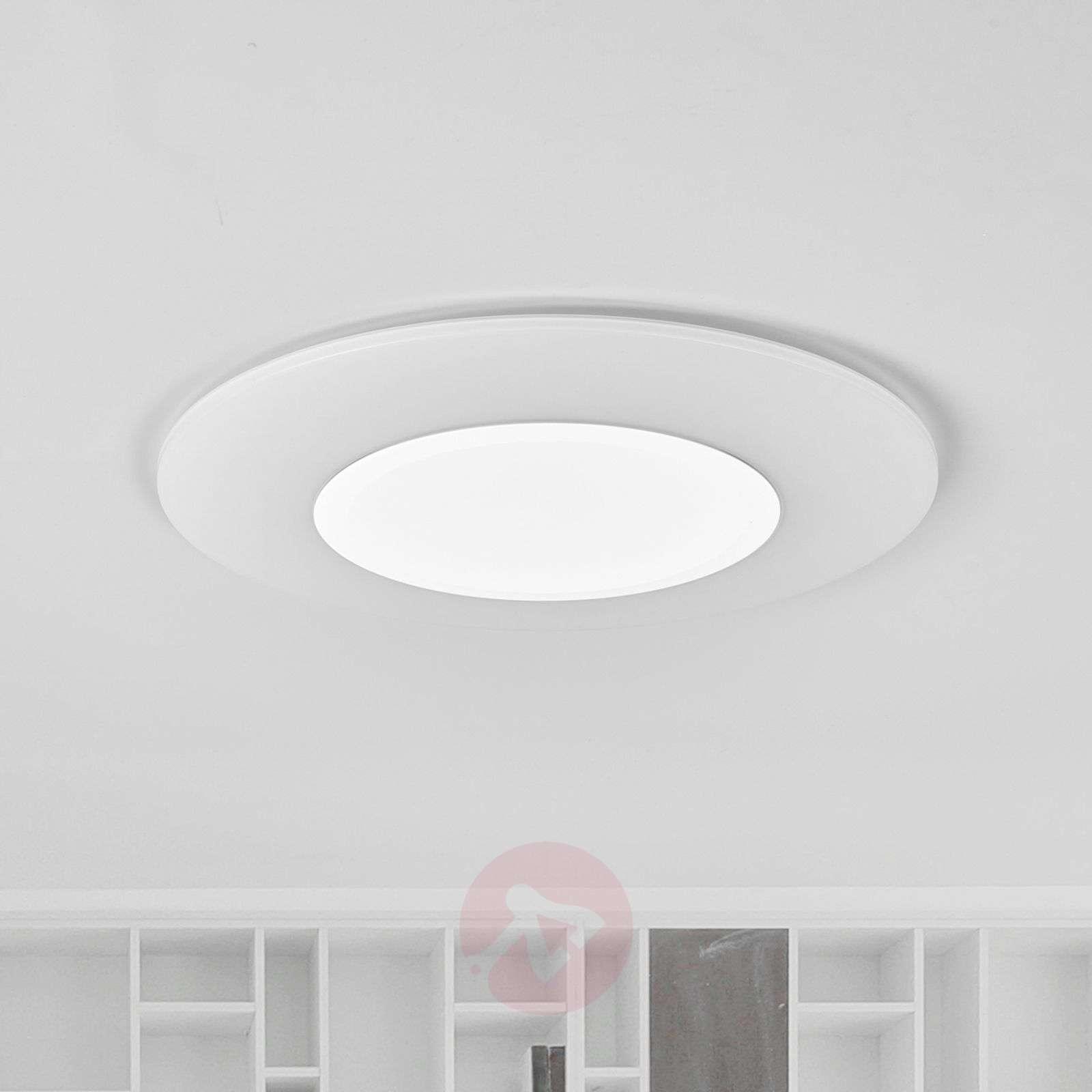Very flat ceiling light LED Flat-1,200 lumens-7261139-01