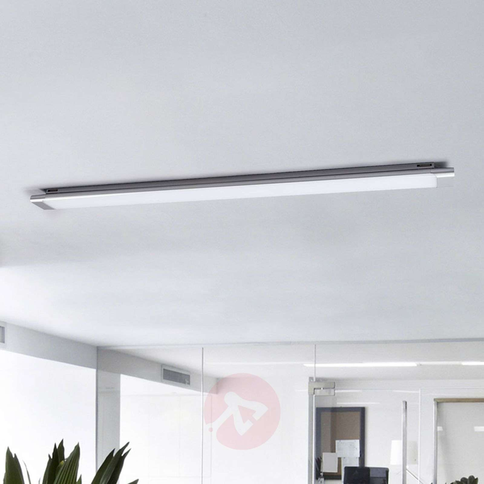 Vinca LED ceiling lamp, 120 cm-9967007-01