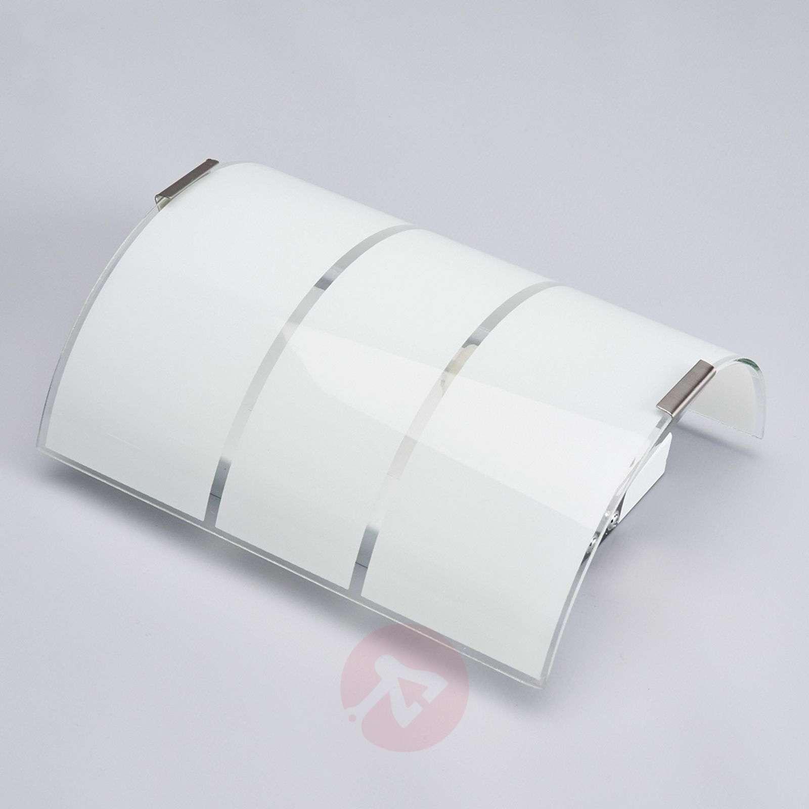 Vincenzo Glass Wall Lamp-9625001-01