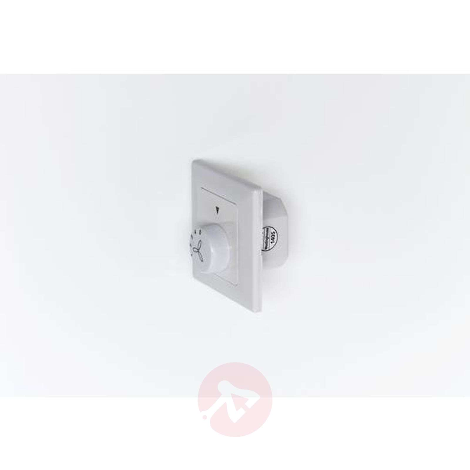 Wall switch for ceiling fans, four speed levels-9602073-02