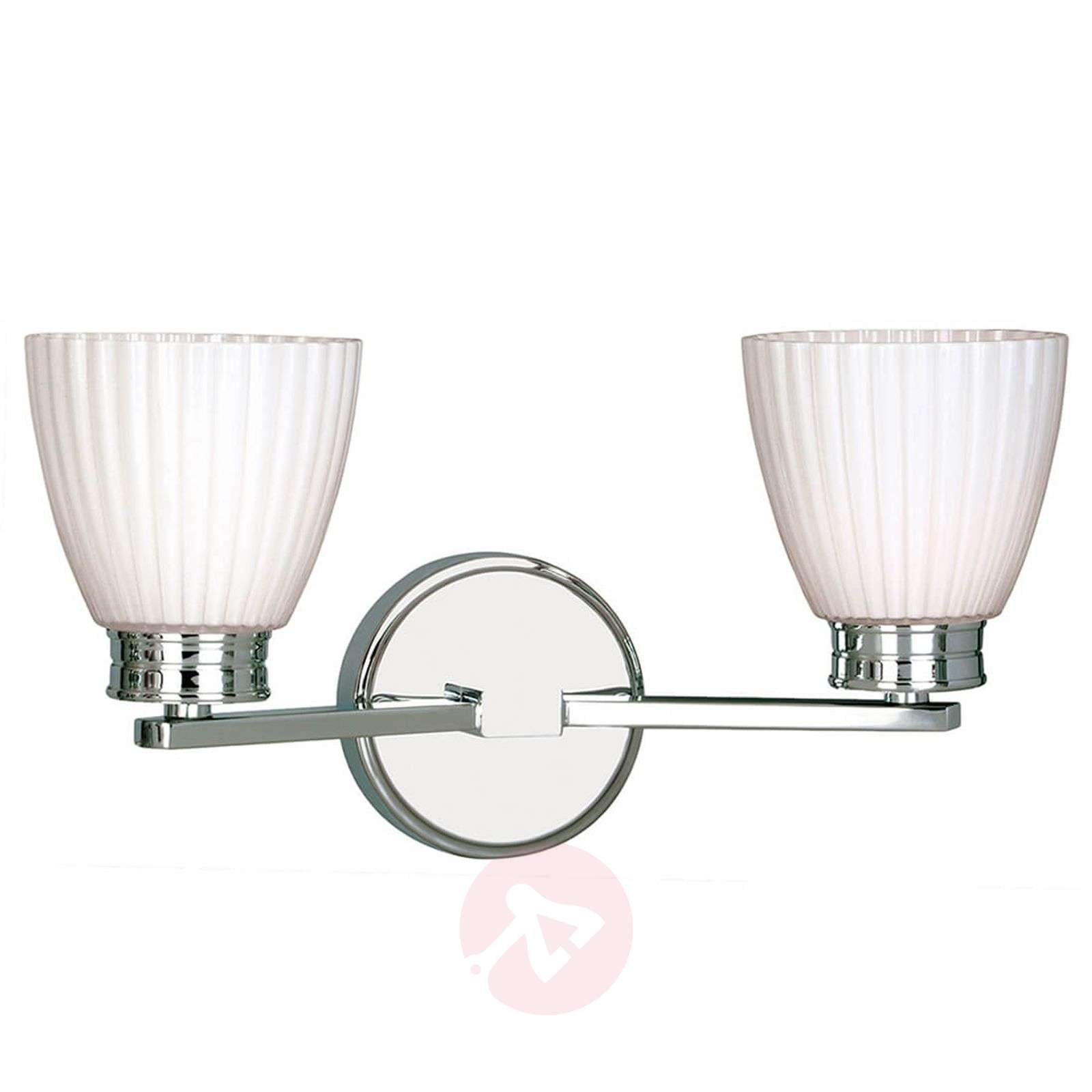 Wallingford two-bulb bathroom wall light-3048656-01