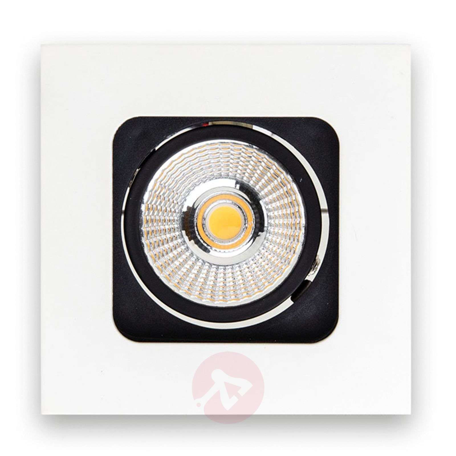Warm white LED downlight SQL, pivotable-1002447-01