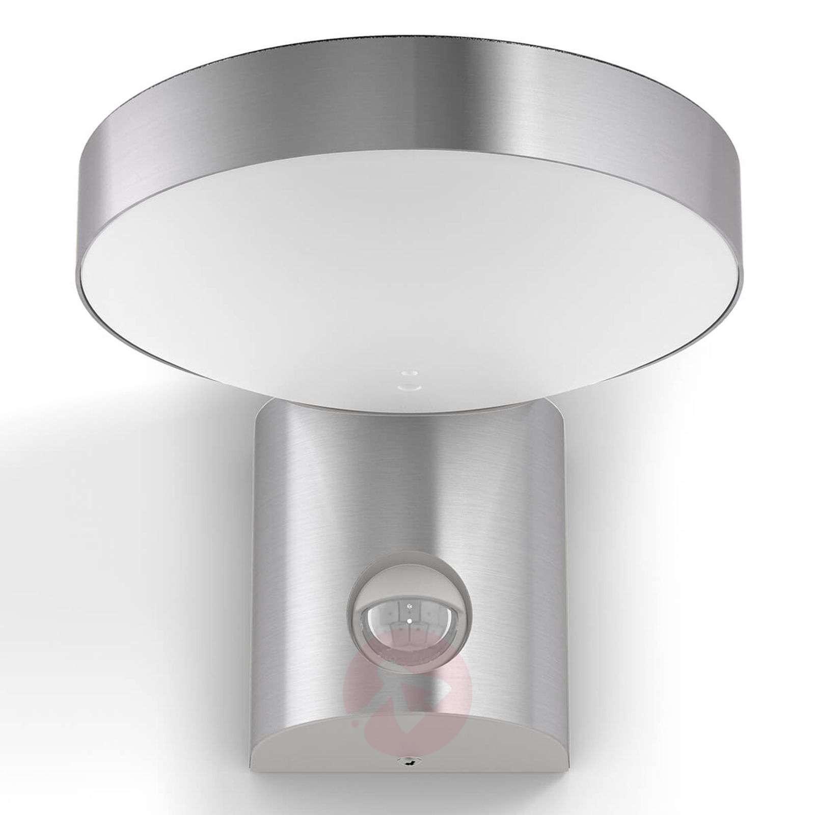 Warm White Led Outdoor Wall Light Cockatoo Sensor Lights Ie