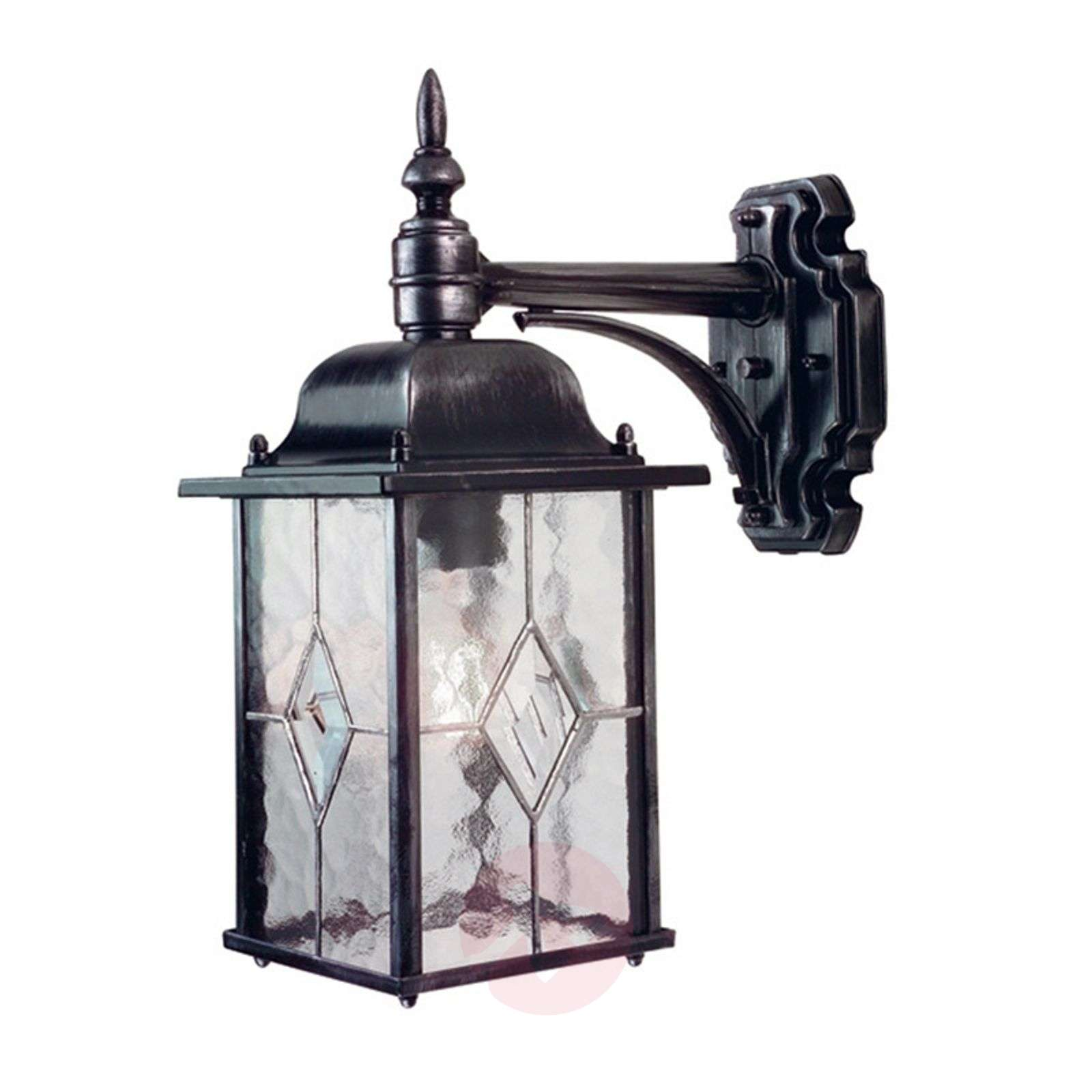 Wexford Outside Wall Light Lantern Shape-3048210-01